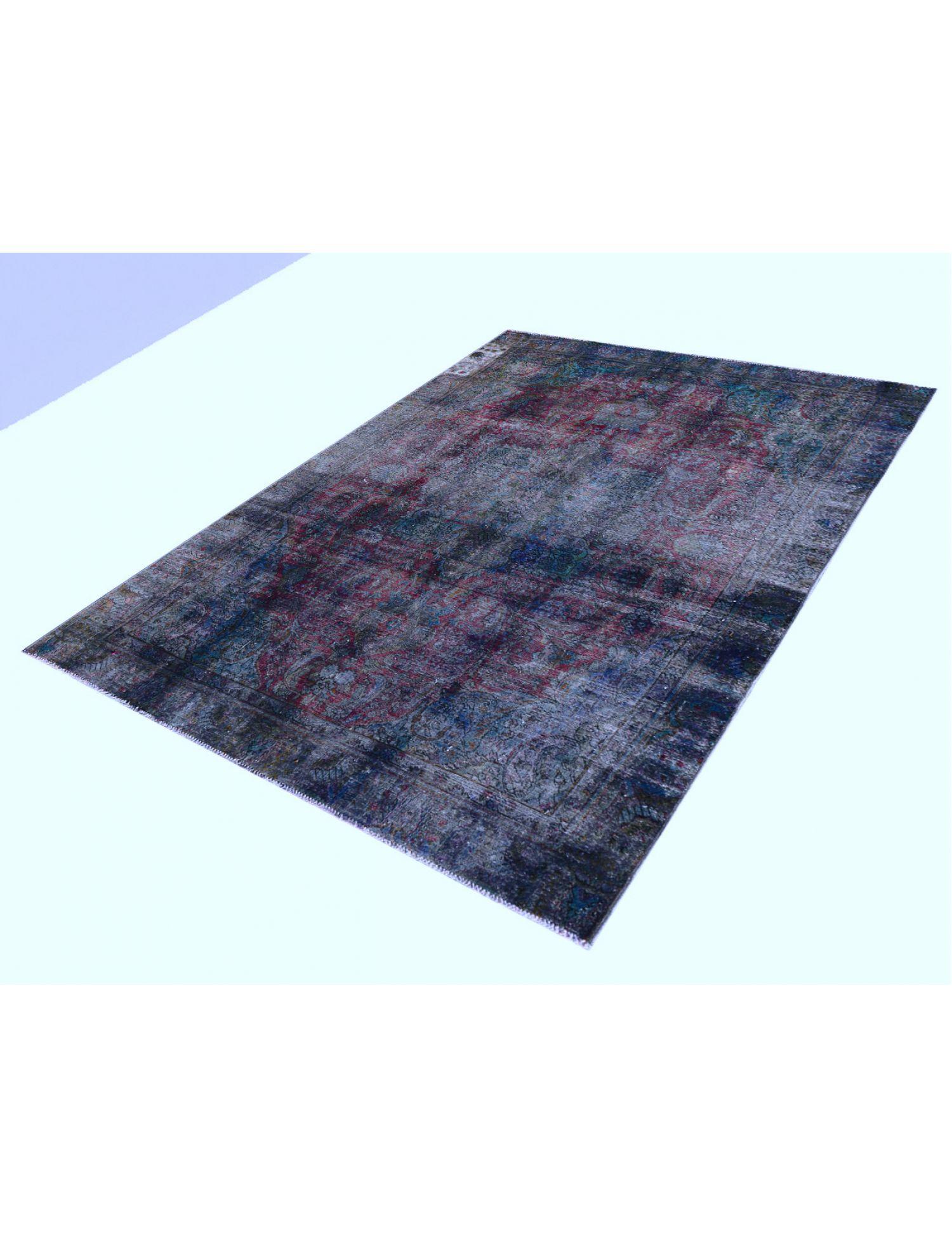 Tappeto Vintage  blu <br/>303 x 215 cm
