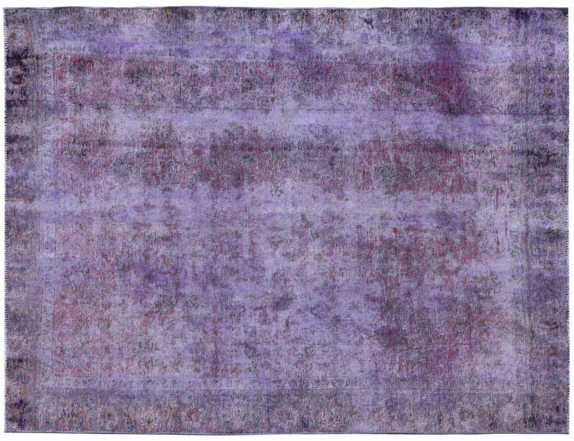 Tappeto Vintage  grigio <br/>302 x 221 cm