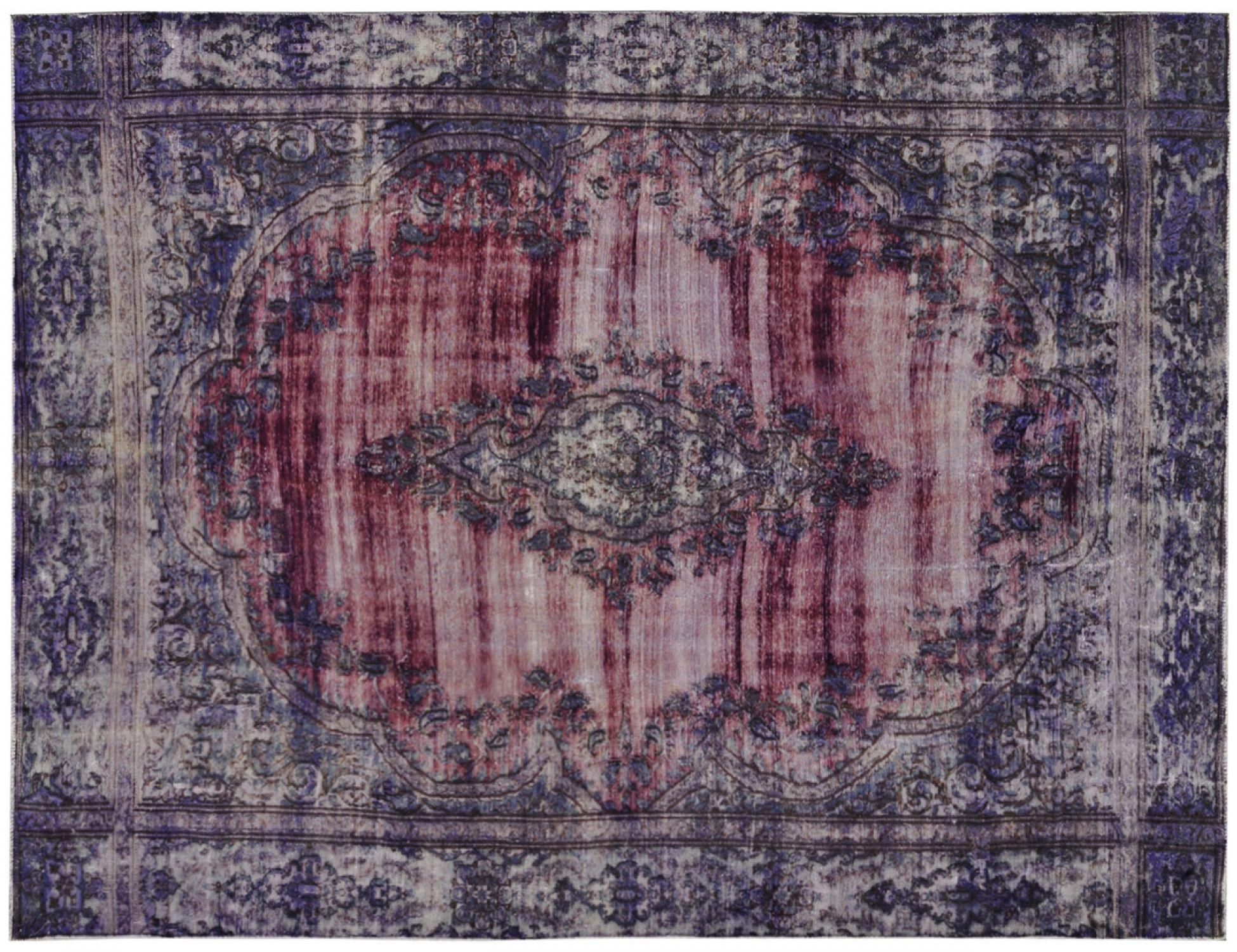 Tappeto Vintage  blu <br/>445 x 265 cm