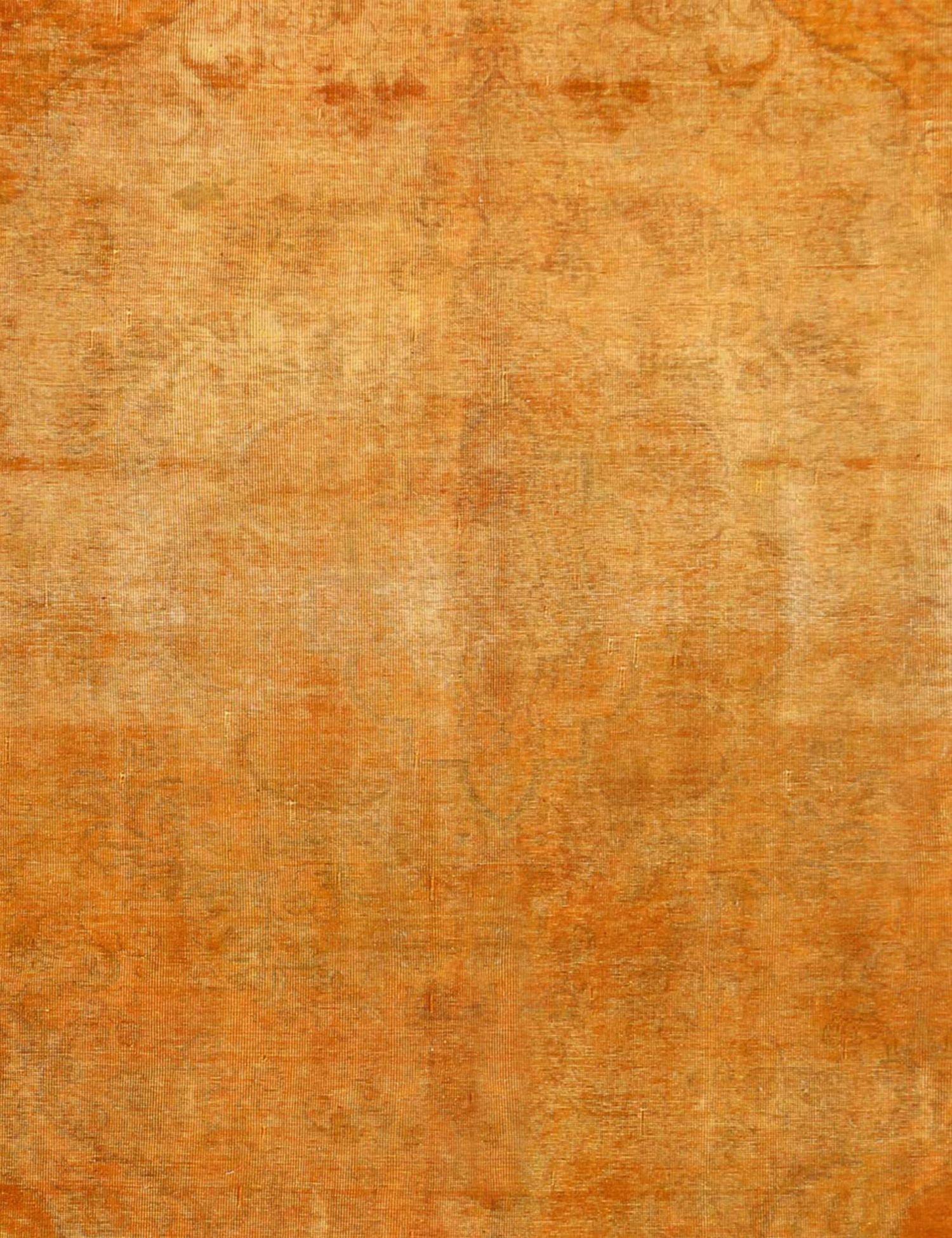 Vintage Perserteppich  orange <br/>268 x 268 cm