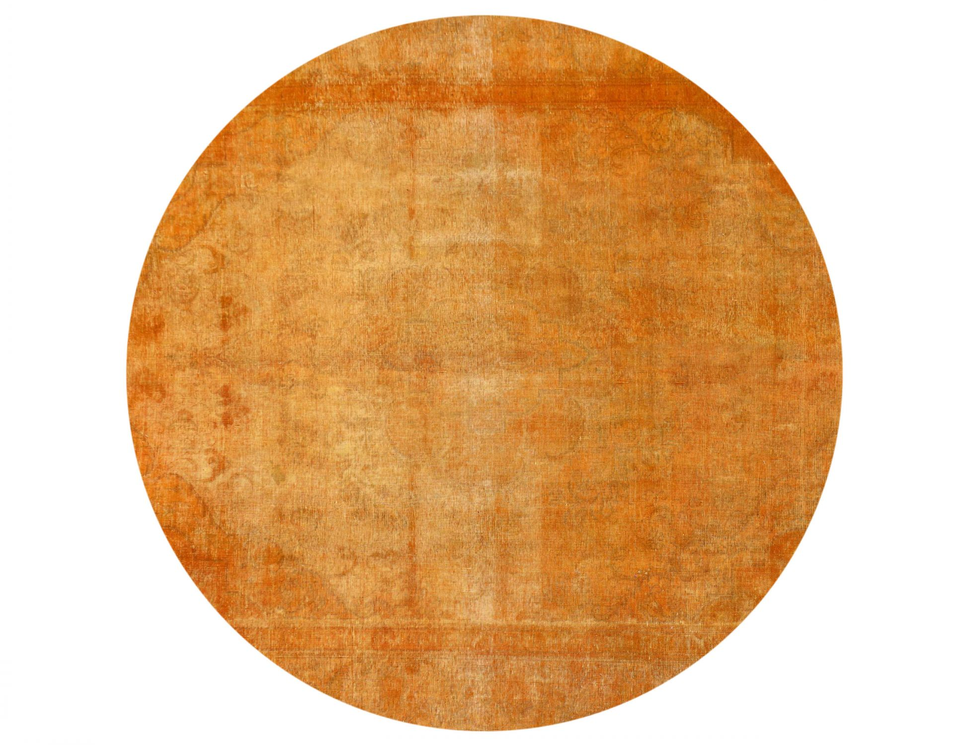 Tappeto Vintage  arancia <br/>268 x 268 cm