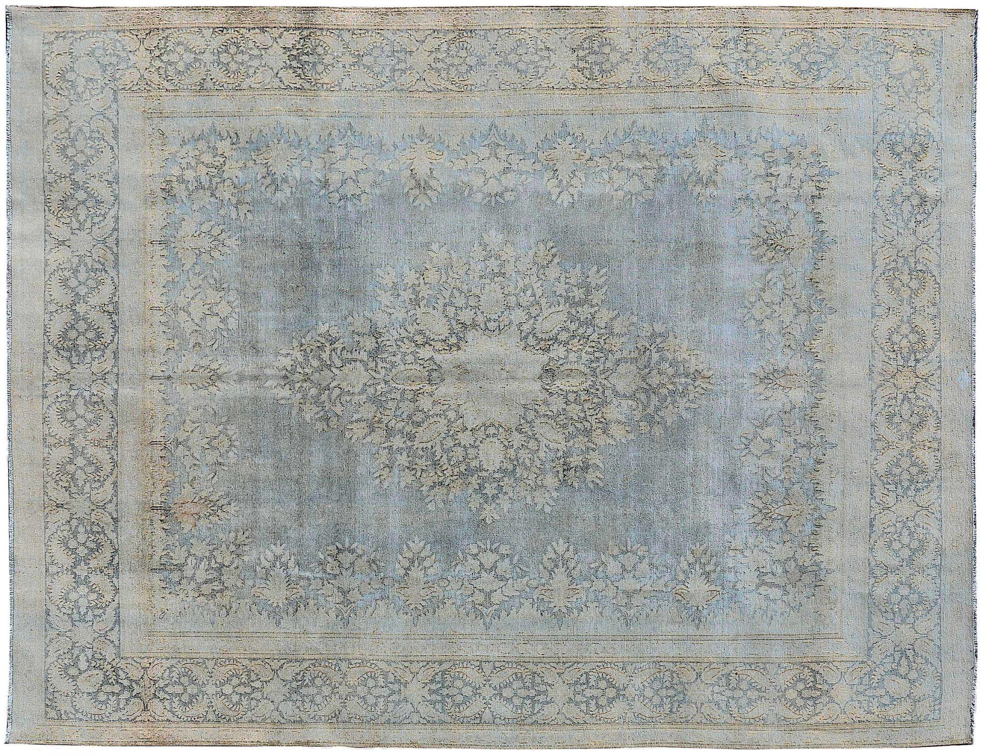 Vintage Perserteppich  blau <br/>394 x 294 cm