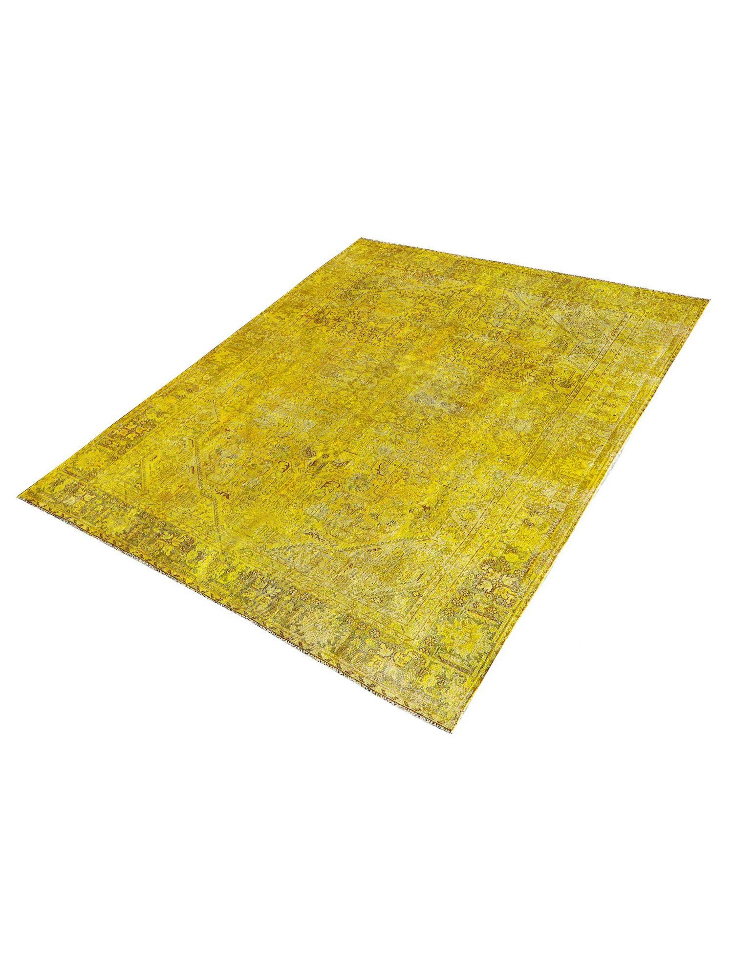 Vintage Teppich  gelb <br/>360 x 270 cm