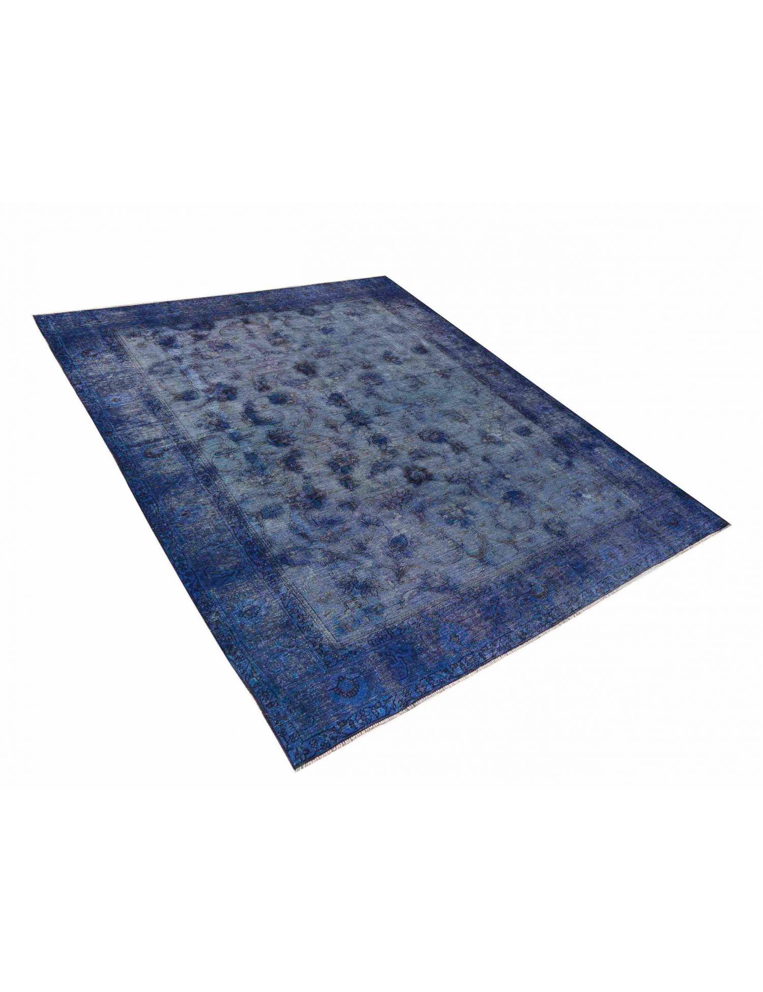 Vintage Perserteppich  blau <br/>328 x 243 cm