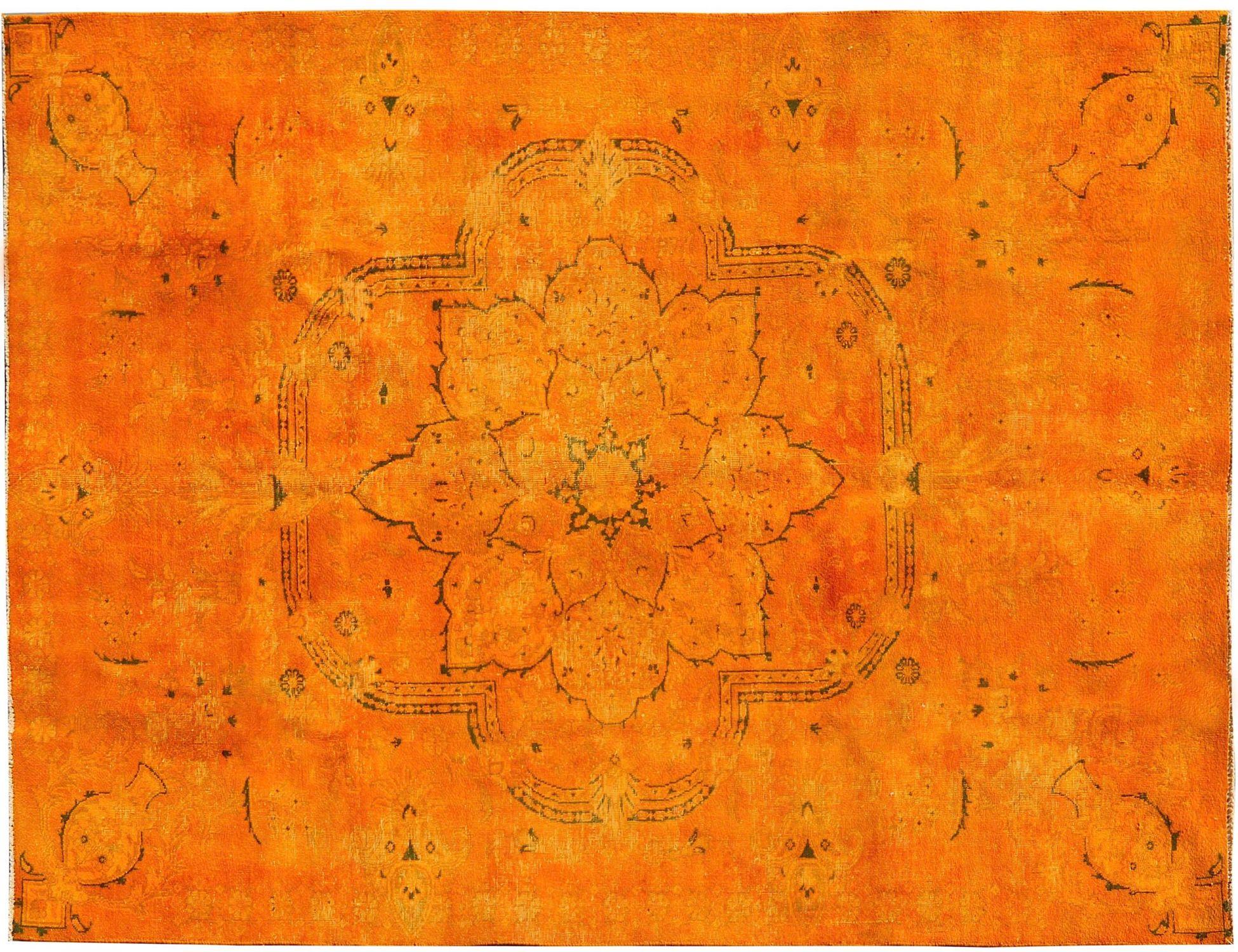 Tappeto Vintage  arancia <br/>300 x 202 cm