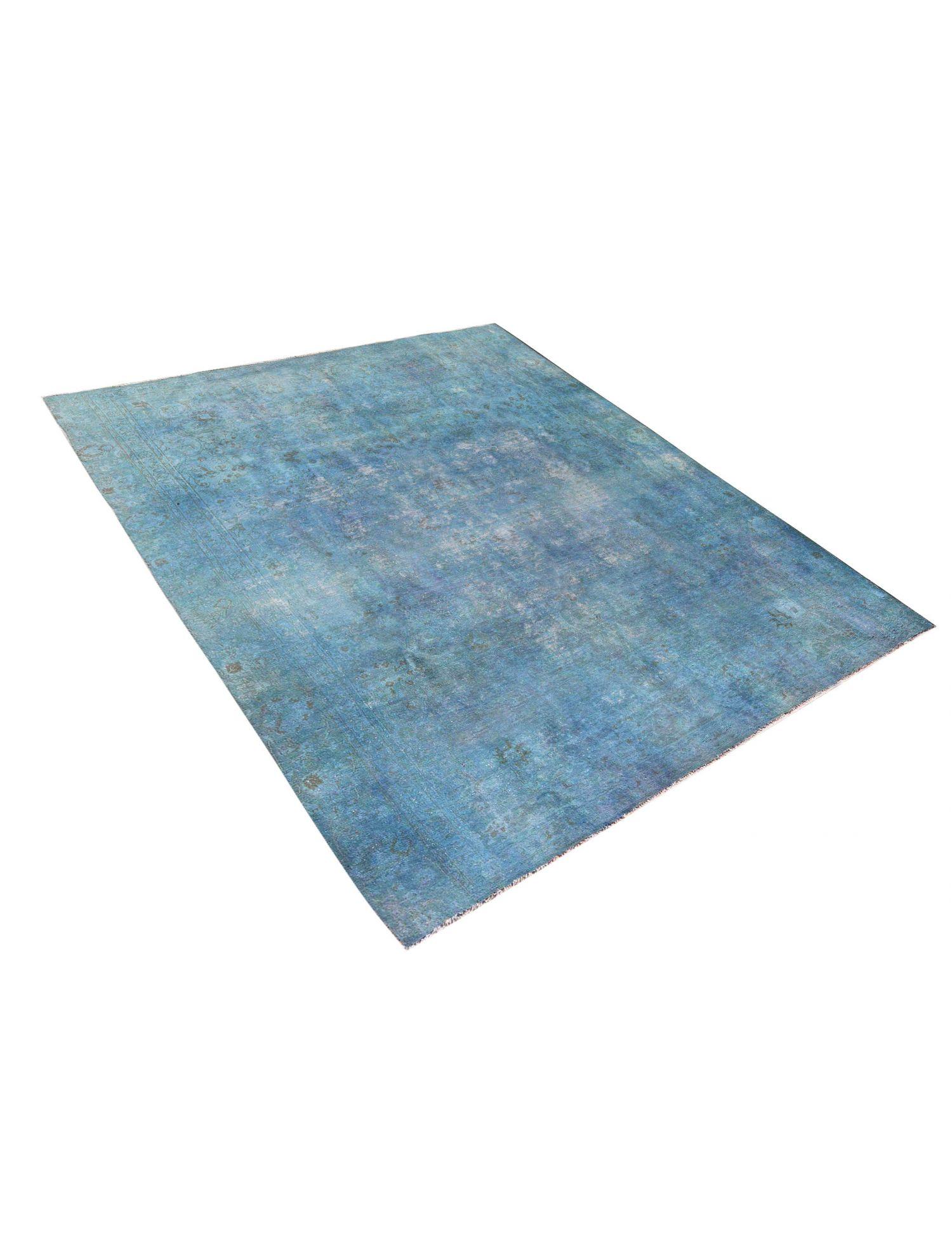 Vintage Perserteppich  blau <br/>330 x 260 cm