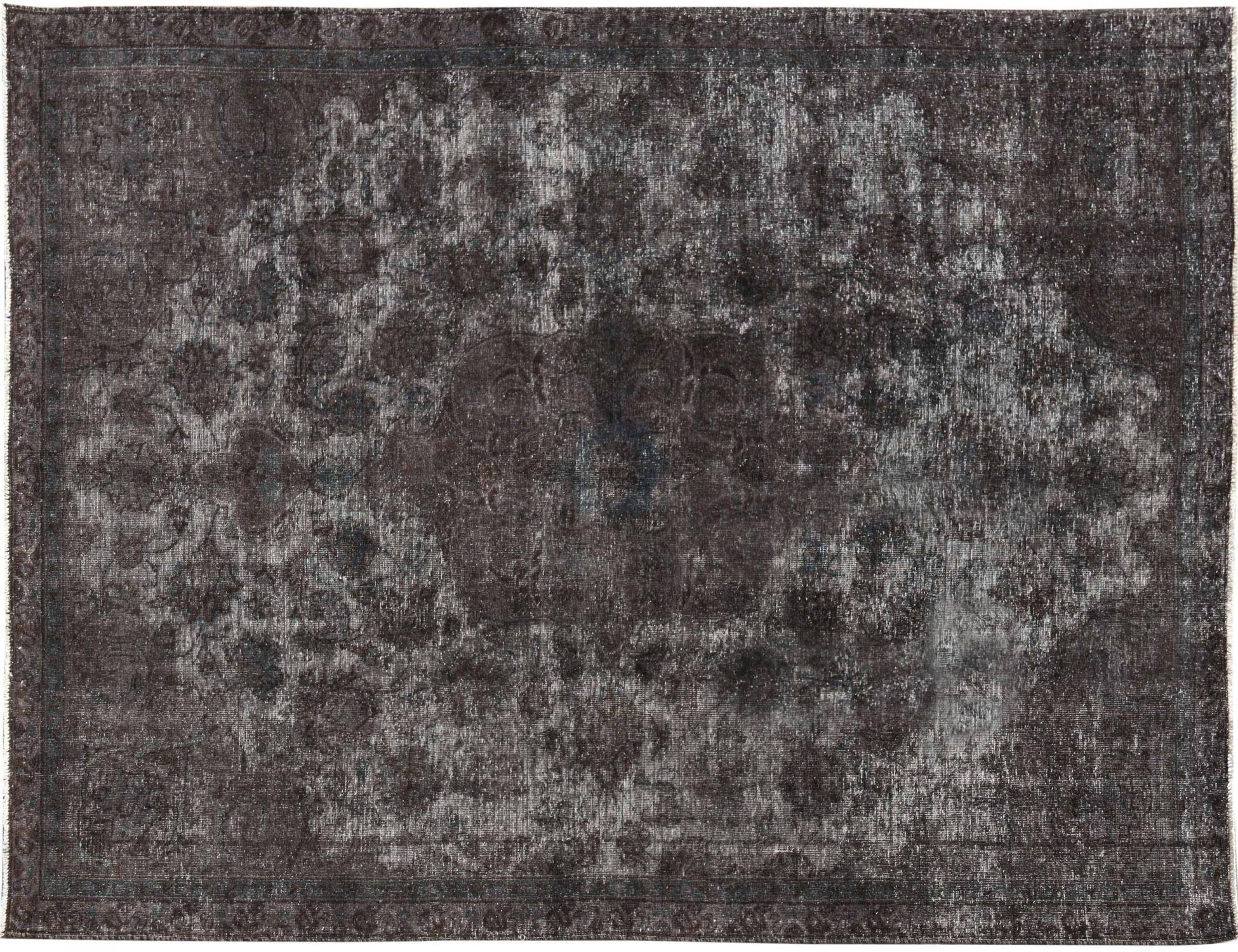 Vintage Perserteppich  schwarz <br/>286 x 195 cm