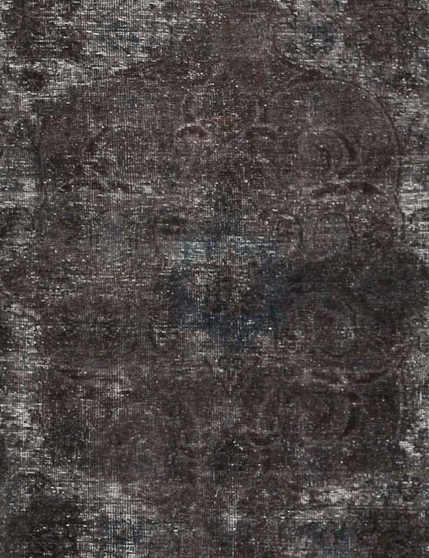 Tappeto Vintage  nero <br/>286 x 195 cm