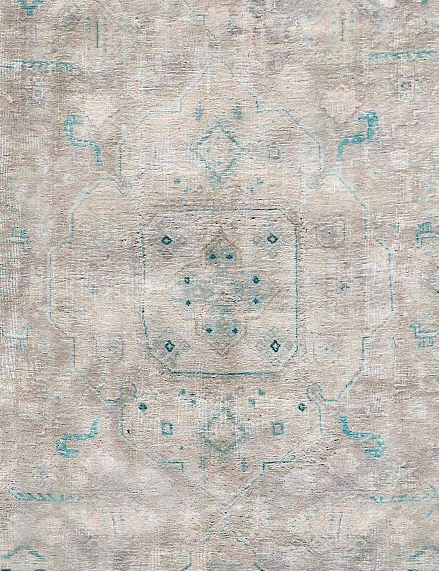 Retro Perserteppich  beige <br/>385 x 297 cm