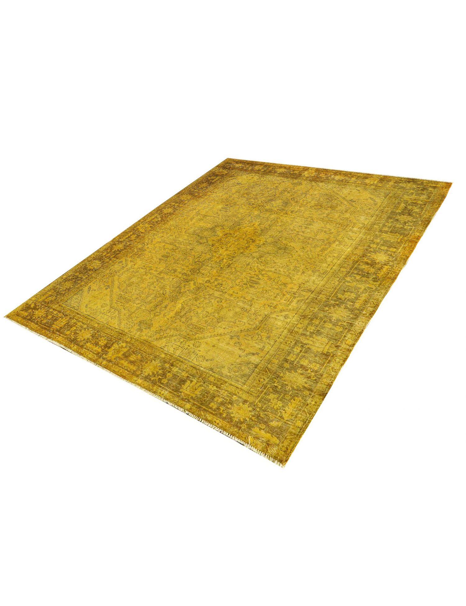 Vintage Teppich  gelb <br/>280 x 195 cm