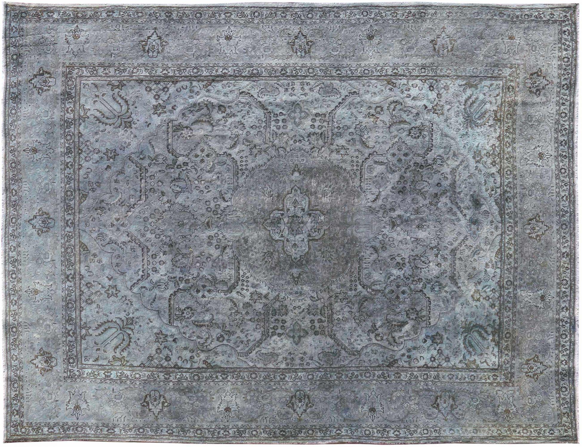 Tappeto Vintage  blu <br/>393 x 296 cm