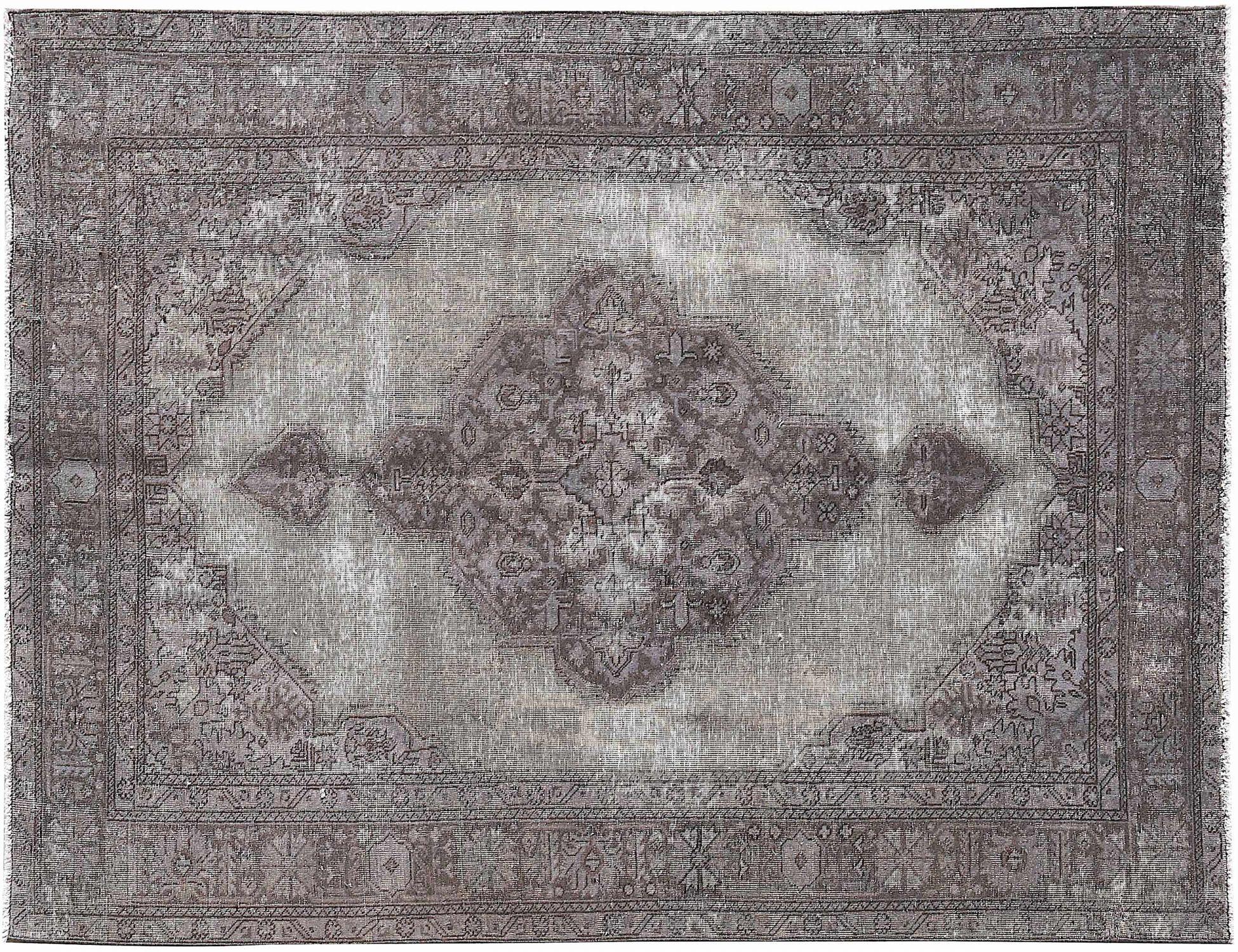 Tappeto Vintage  grigo <br/>281 x 192 cm