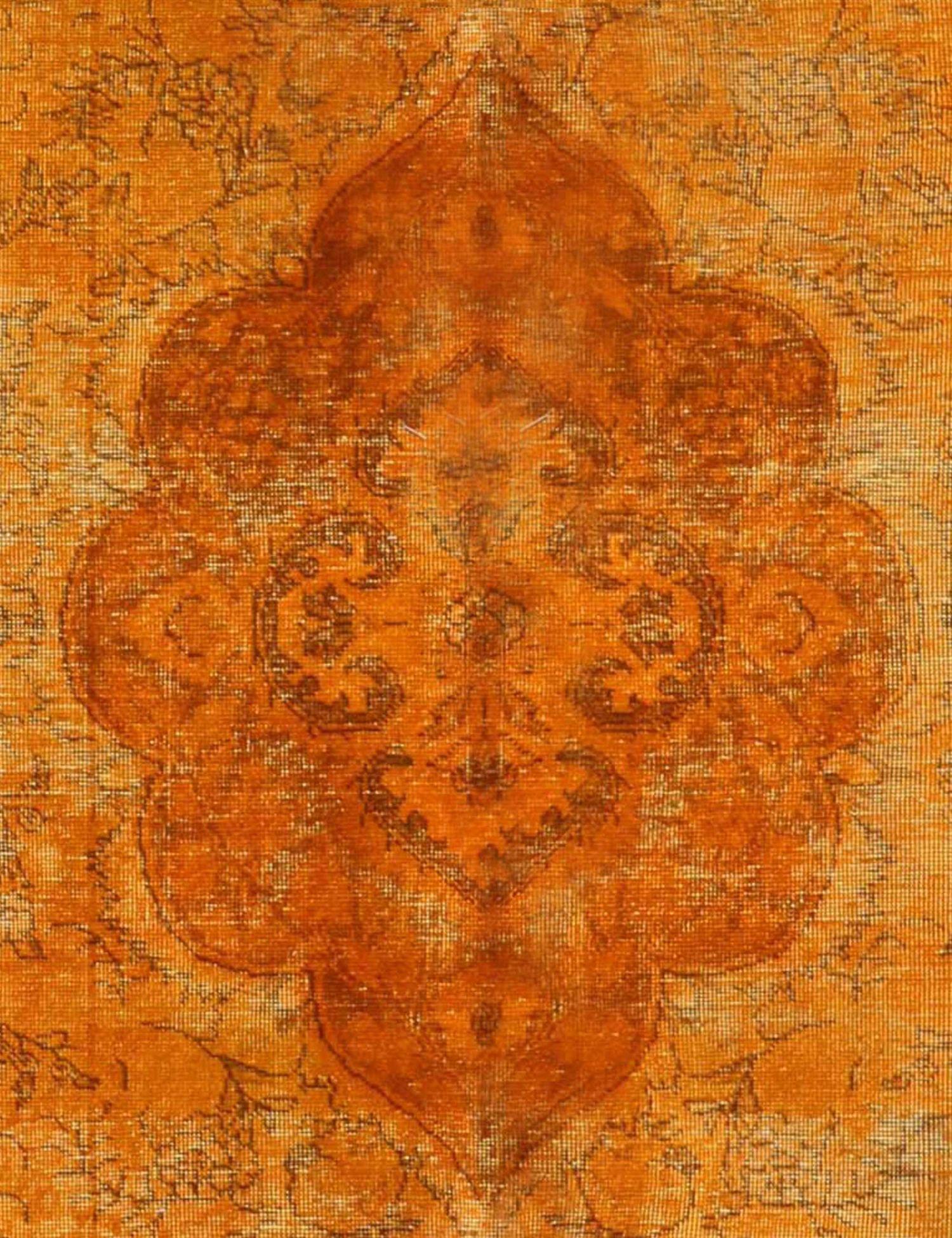 Vintage Perserteppich  orange <br/>291 x 195 cm