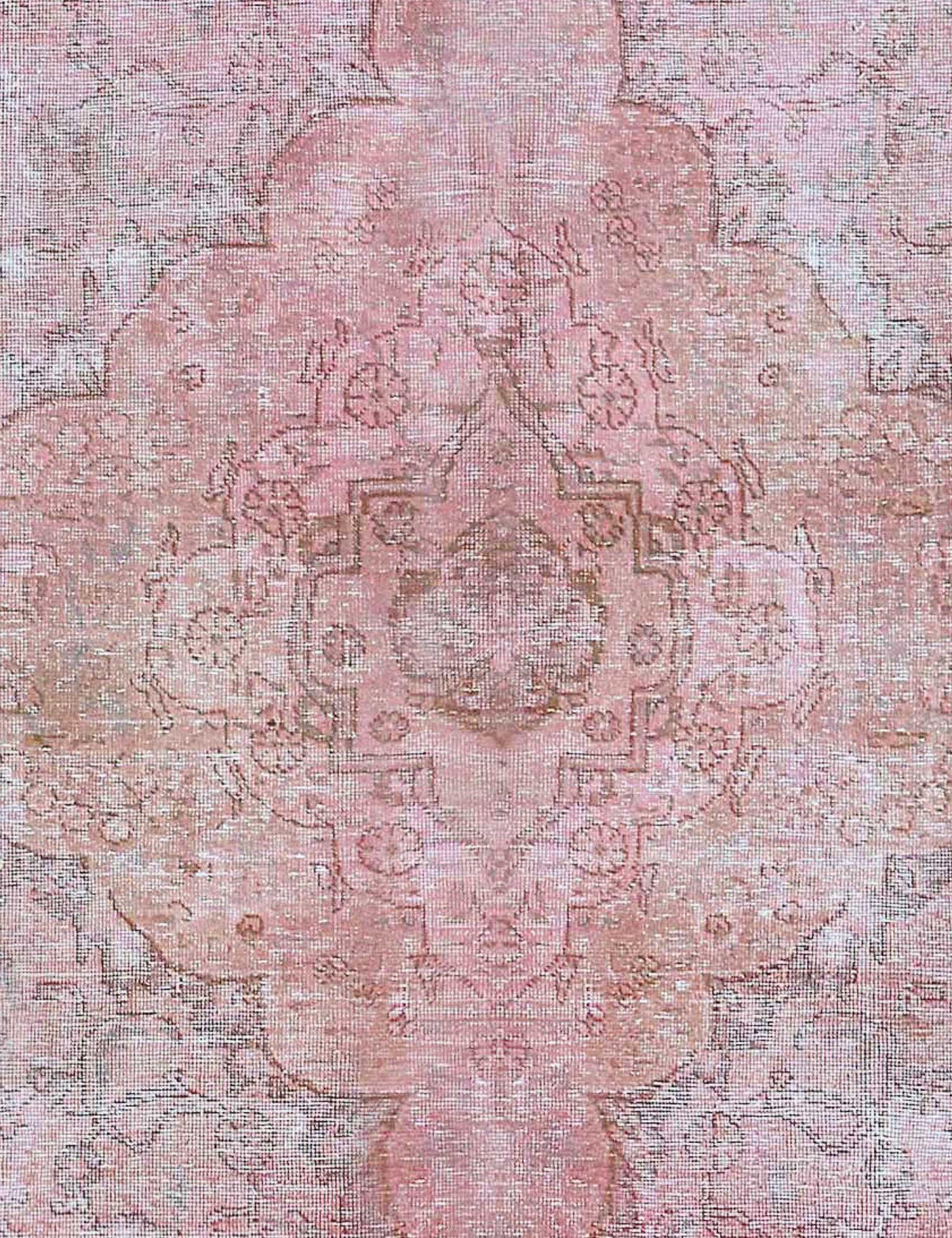 Vintage Perserteppich  rosa <br/>315 x 230 cm