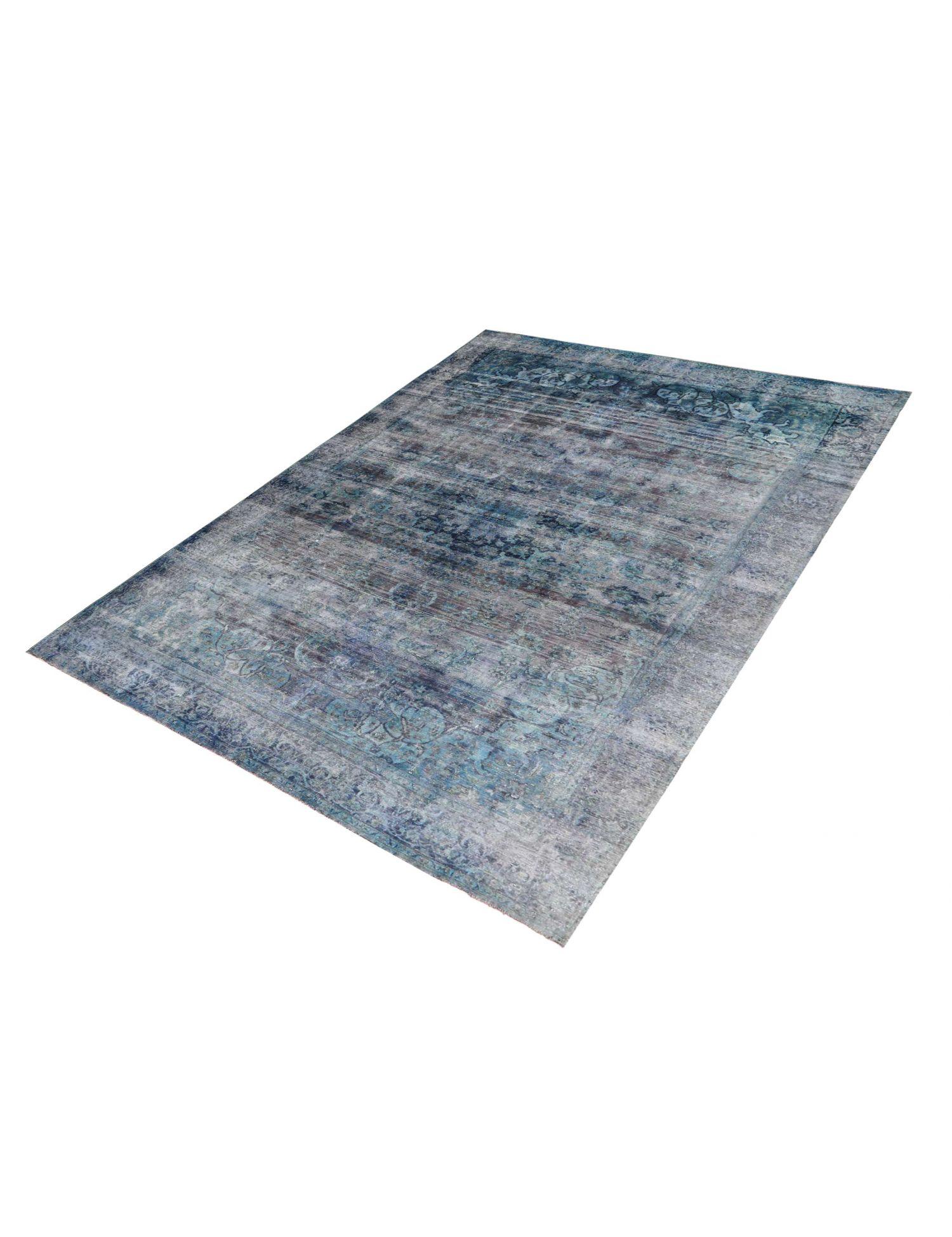 Vintage Perserteppich  blau <br/>454 x 304 cm