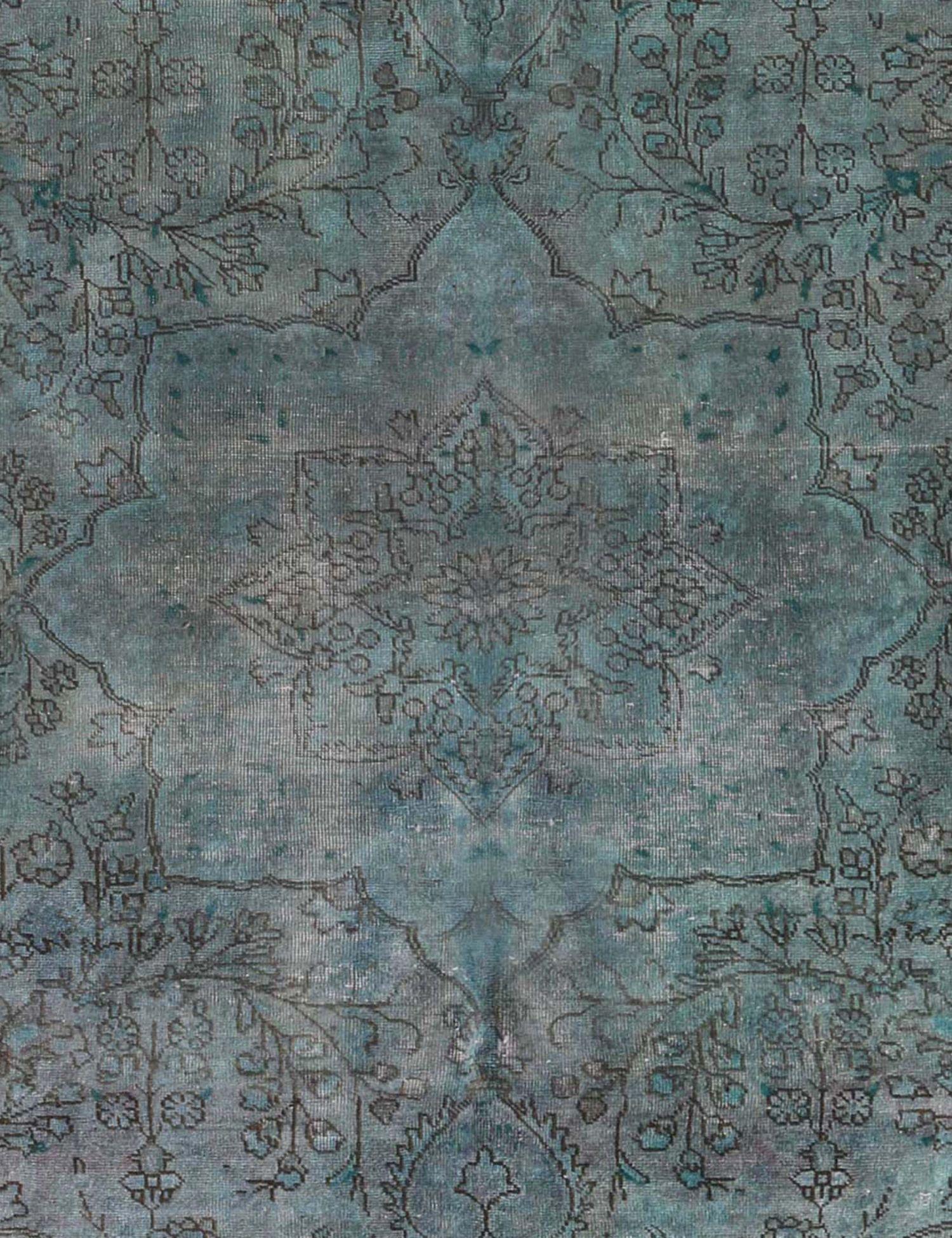 Tappeto Vintage  blu <br/>343 x 230 cm