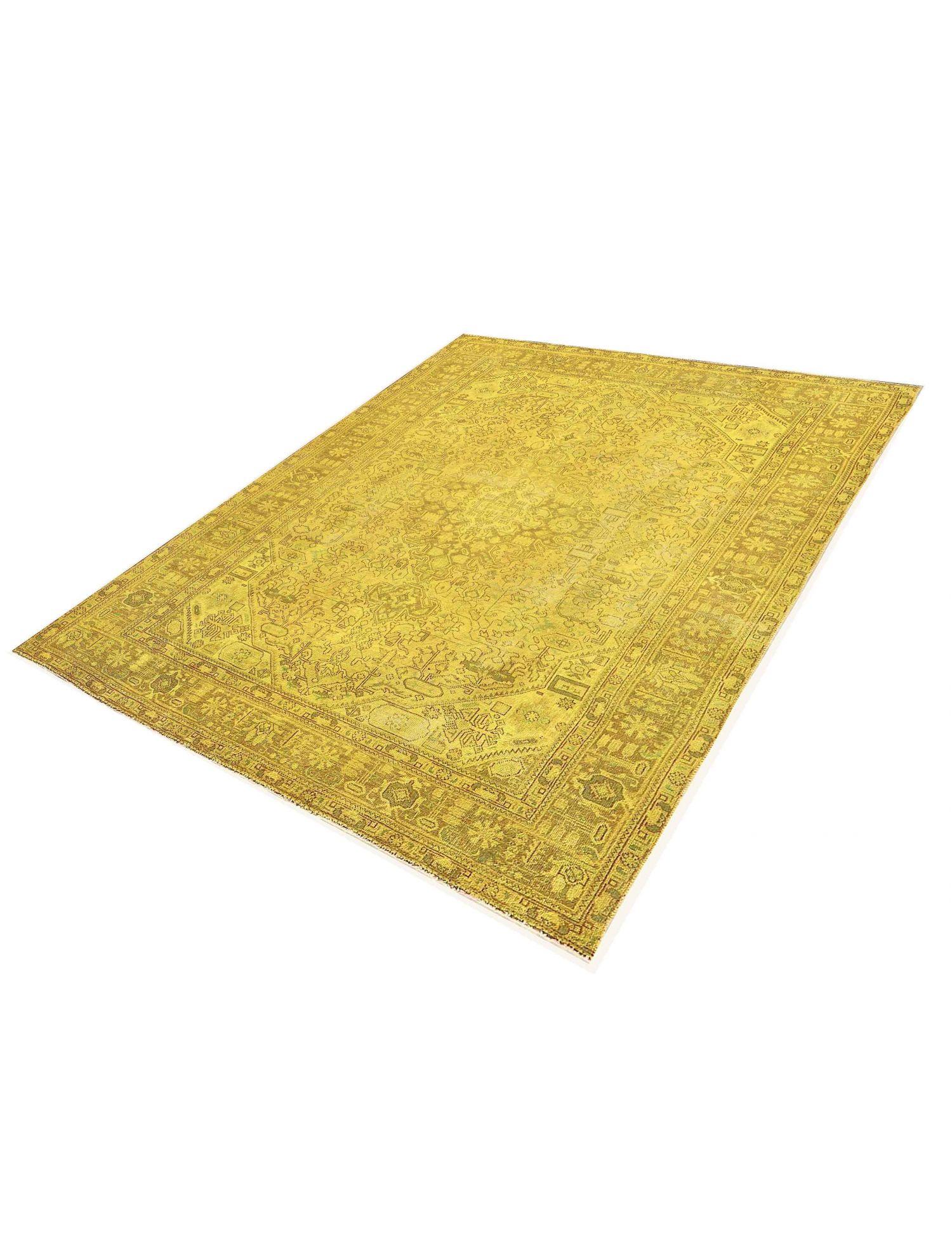 Tappeto Vintage  giallo <br/>290 x 197 cm