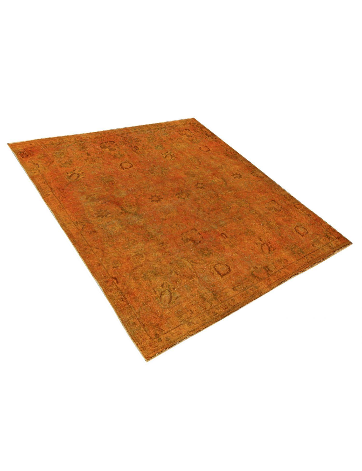 Tappeto Vintage  arancia <br/>225 x 184 cm