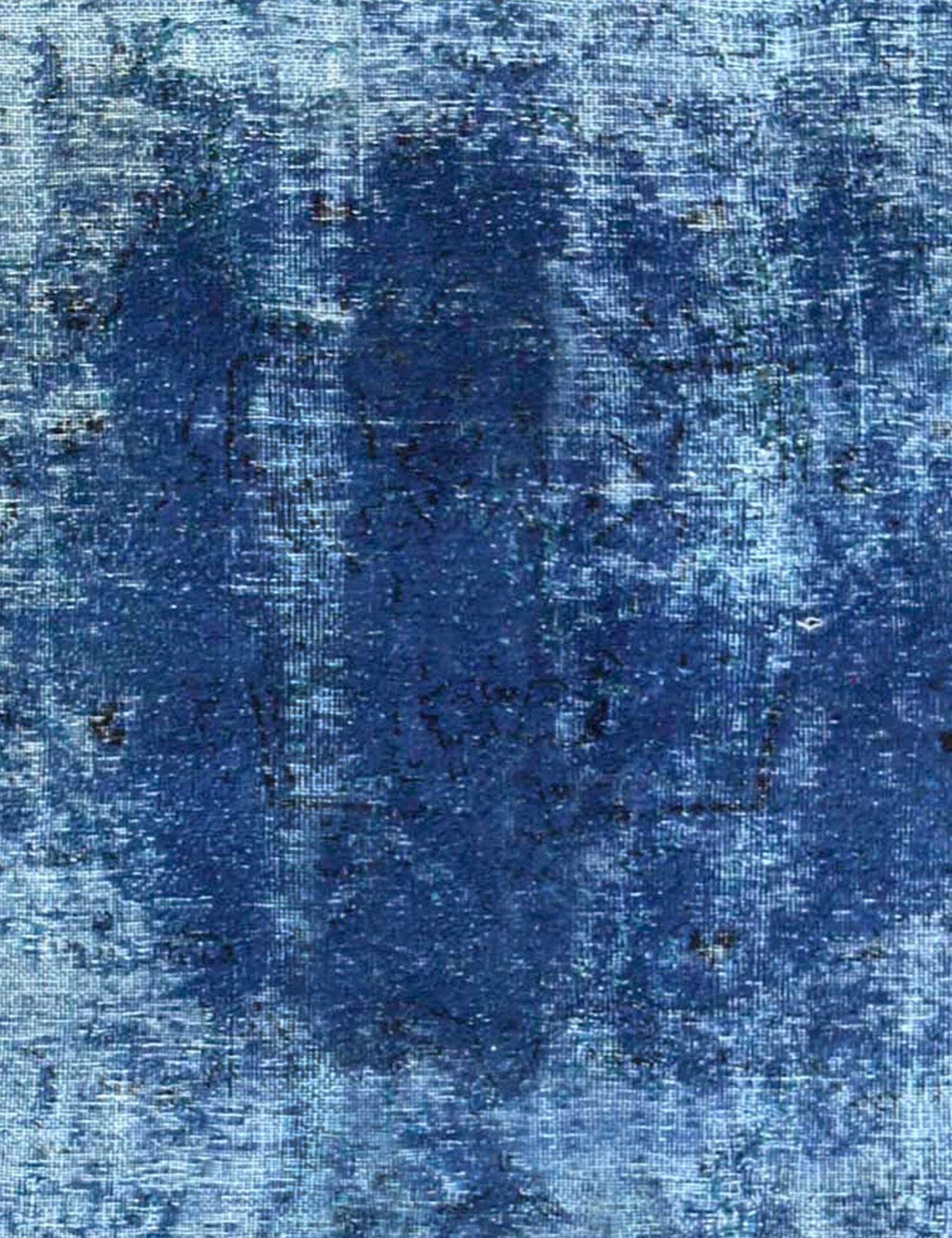 Tappeto Vintage  blu <br/>282 x 193 cm