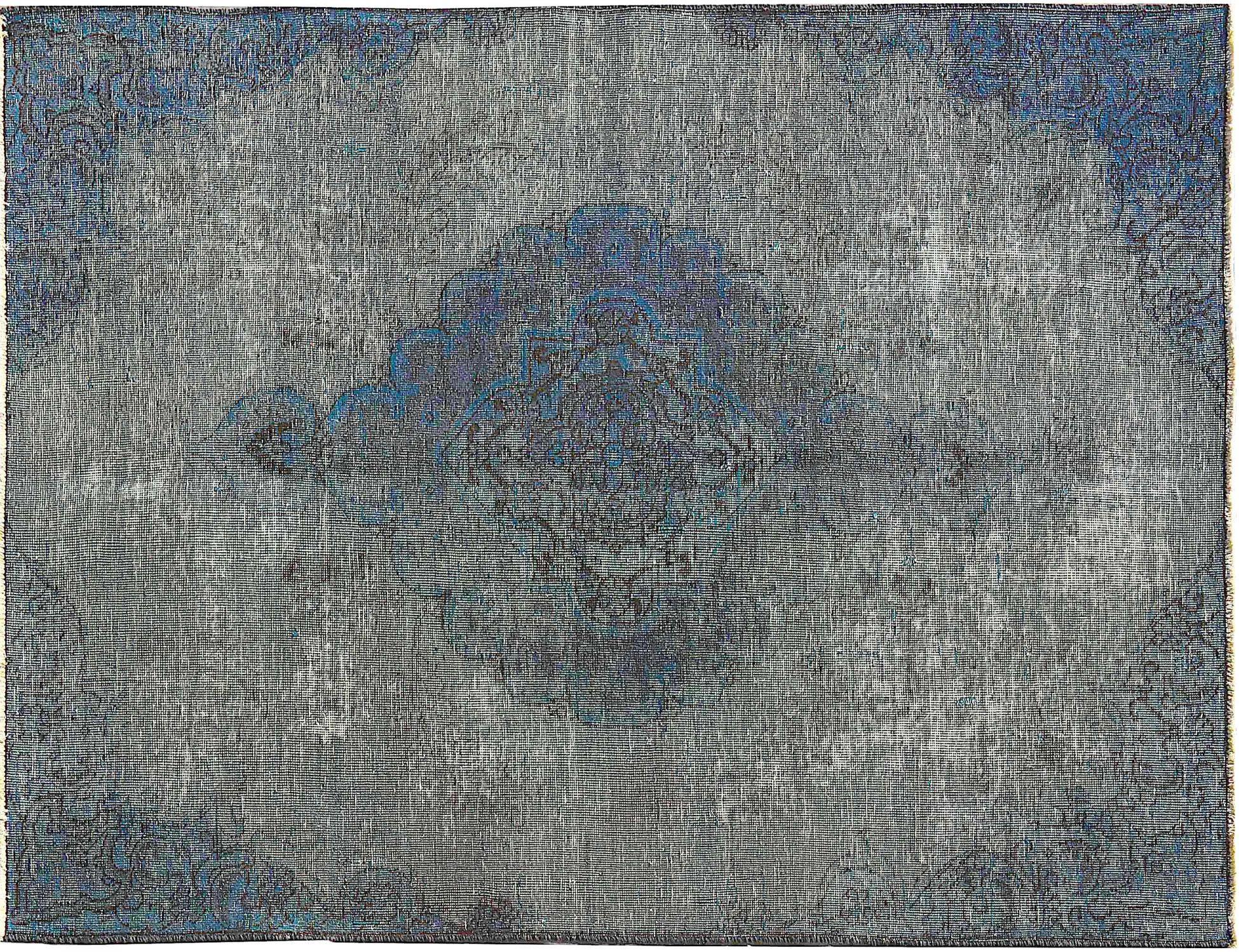 Tappeto Vintage  blu <br/>226 x 142 cm