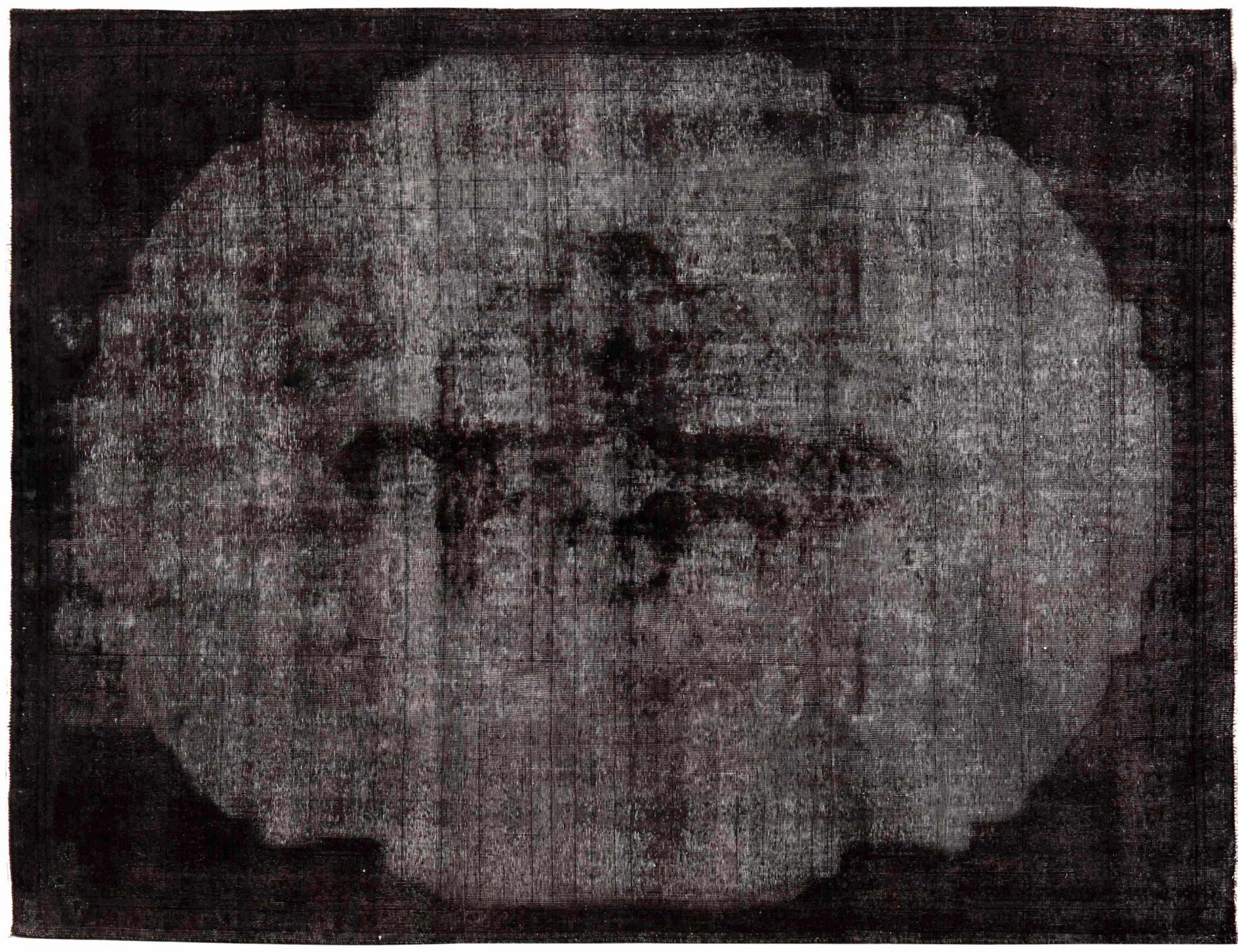 Vintage Perserteppich  schwarz <br/>322 x 229 cm