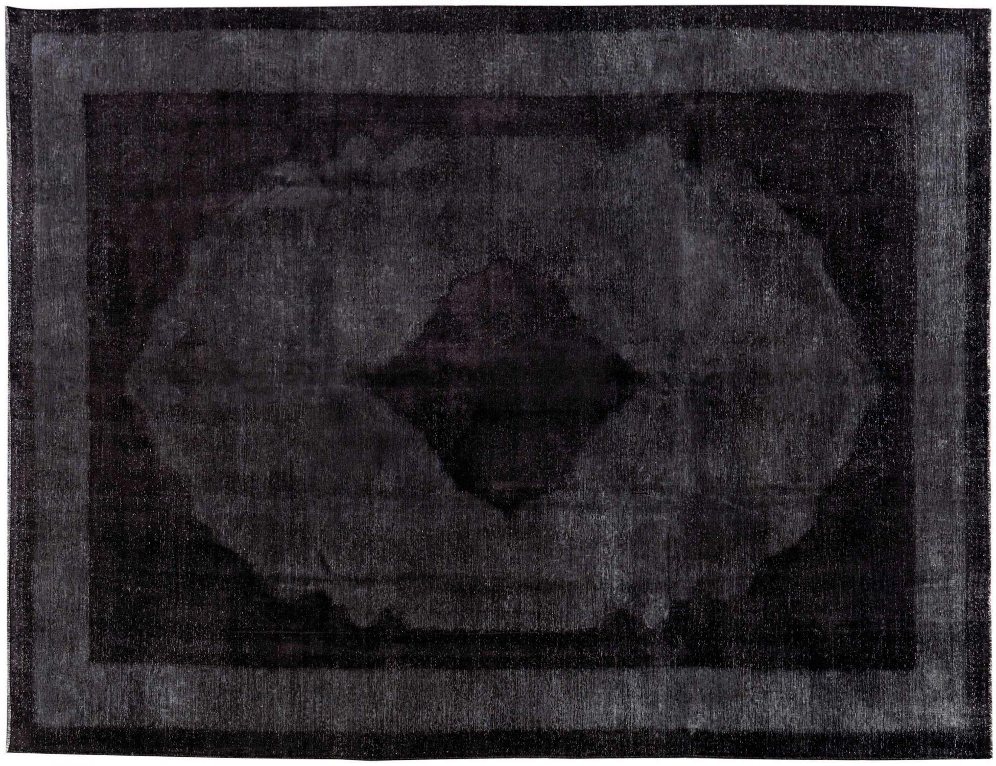 Tappeto Vintage  nero <br/>427 x 282 cm