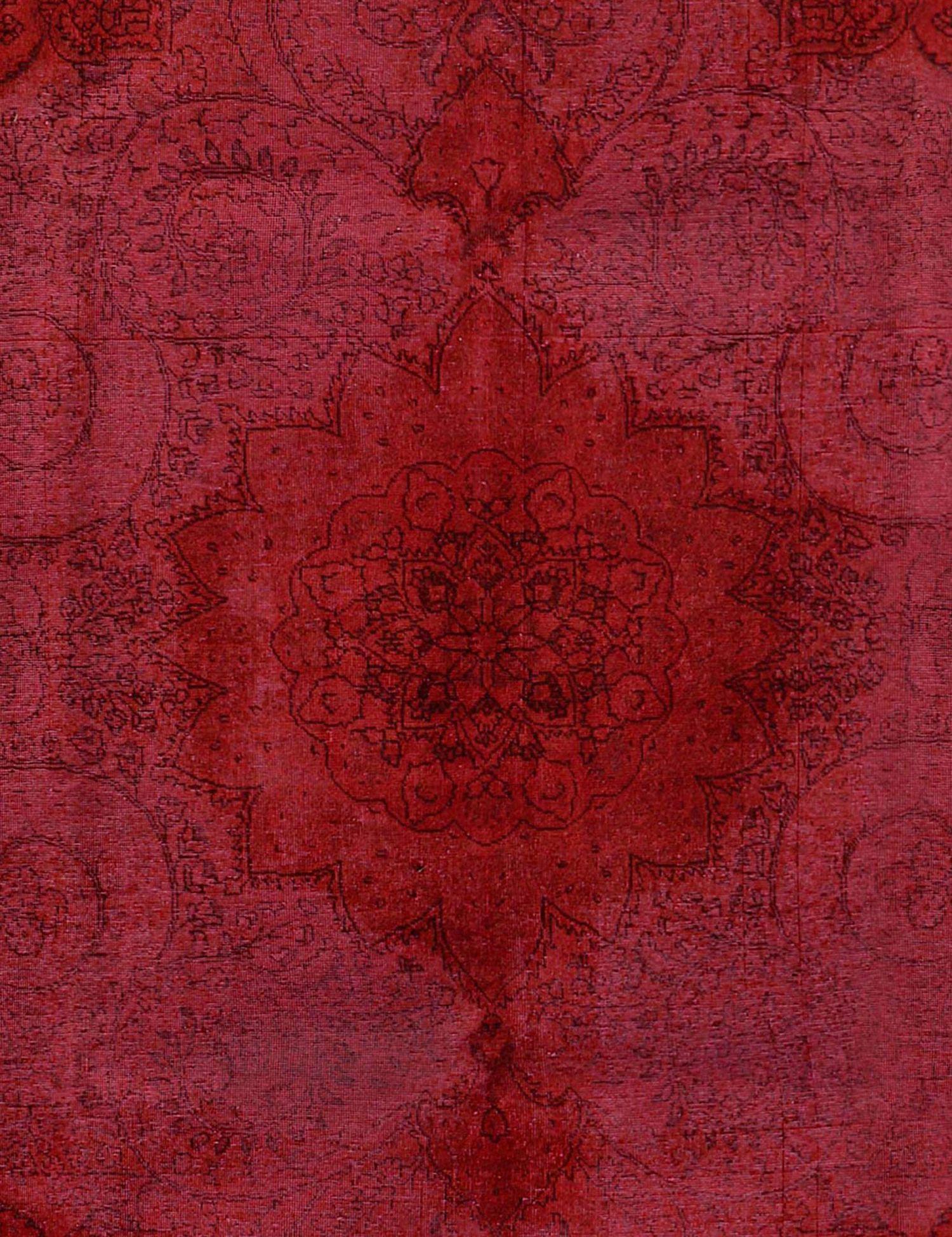 Vintage Teppich  rot <br/>392 x 298 cm