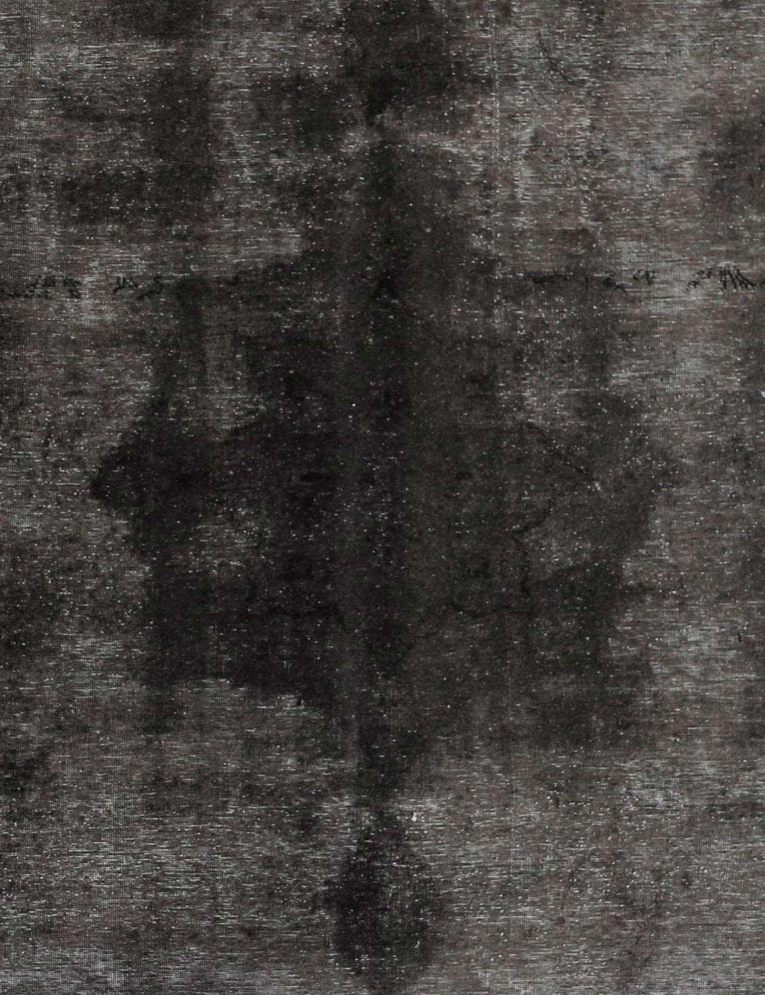 Vintage Perserteppich  schwarz <br/>314 x 227 cm