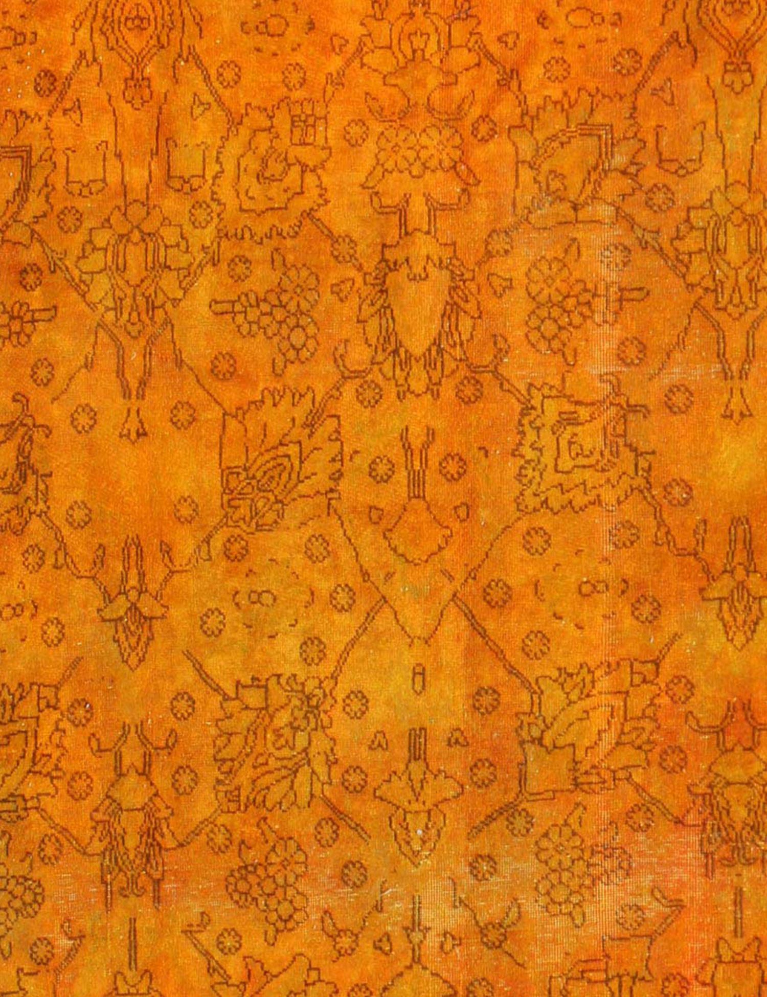 Vintage Perserteppich  orange <br/>283 x 235 cm
