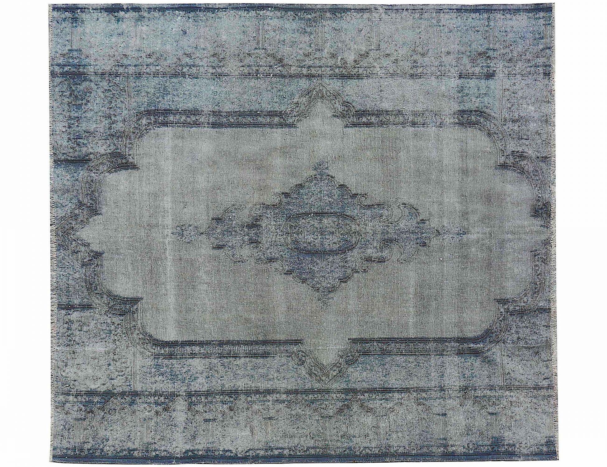 Vintage Perserteppich  blau <br/>245 x 260 cm