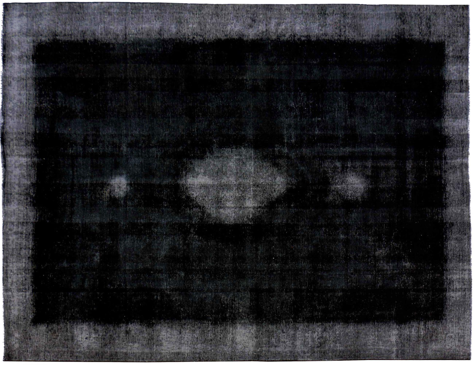 Tappeto Vintage  nero <br/>335 x 259 cm