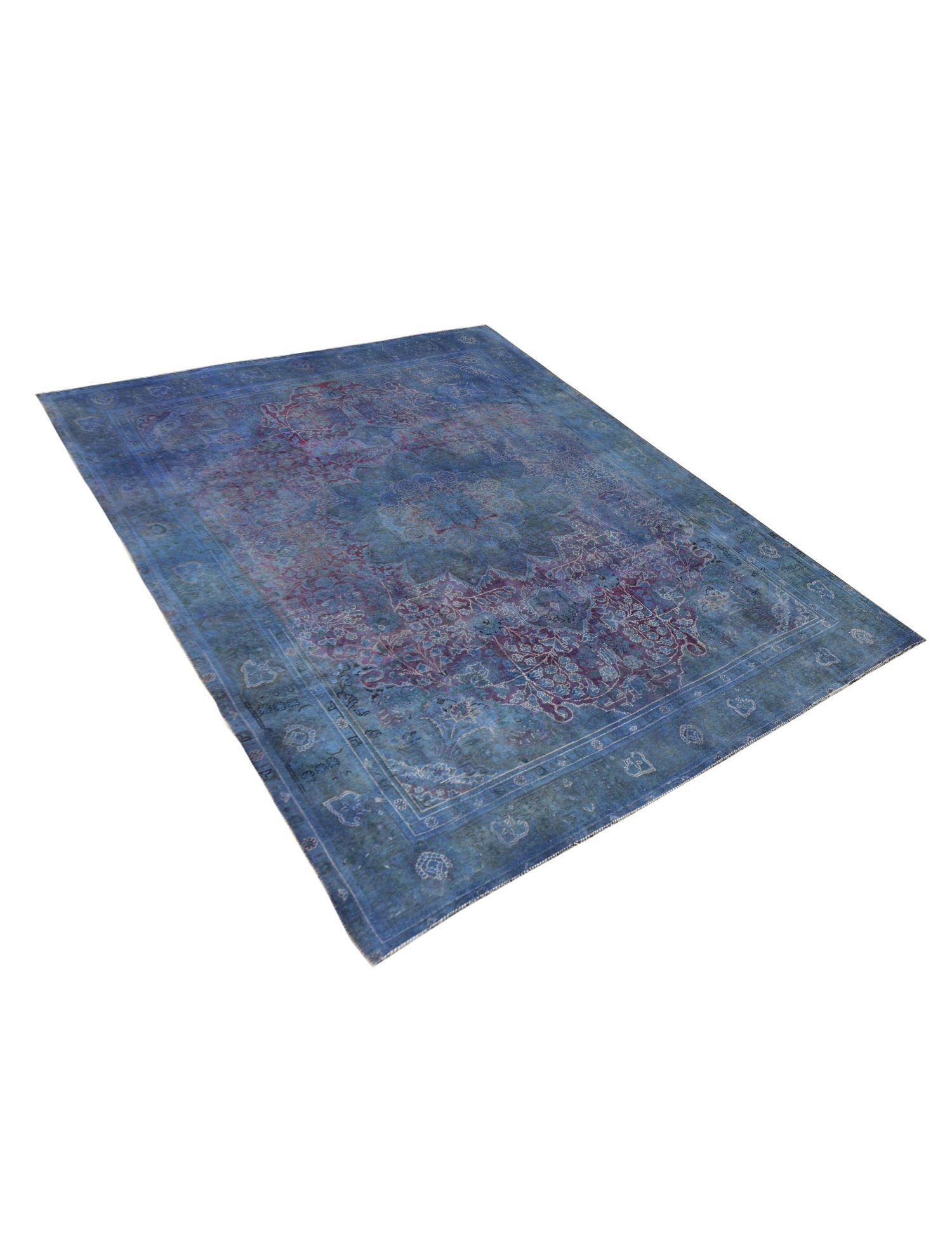 Vintage Perserteppich  blau <br/>370 x 286 cm