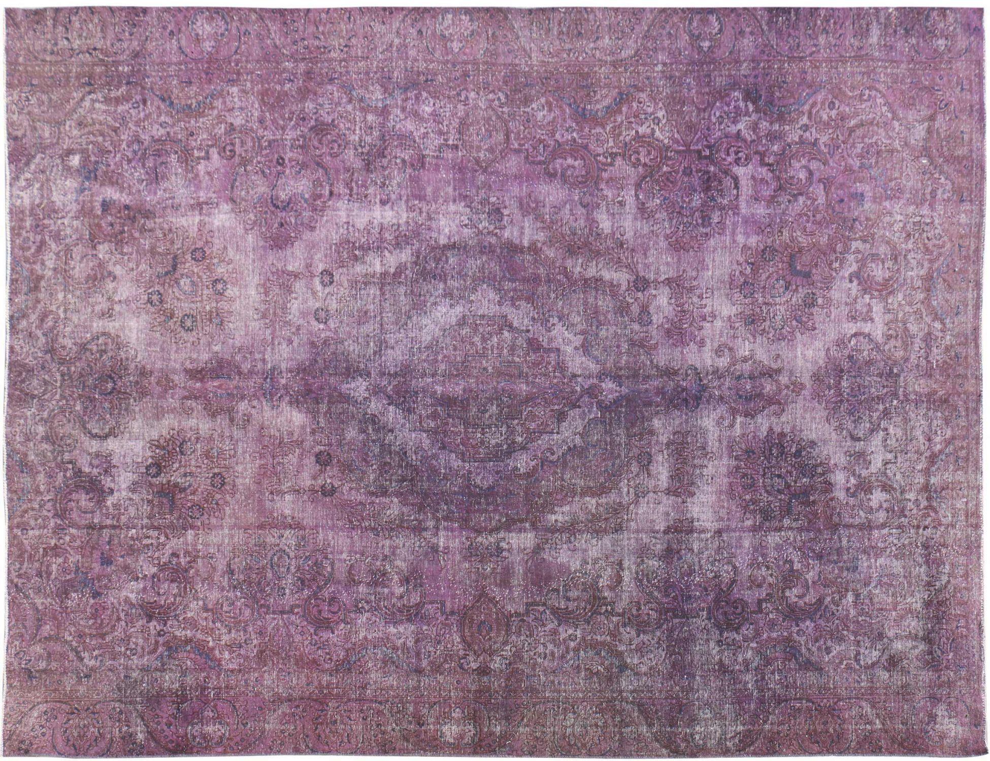 Vintage Teppich  lila <br/>446 x 320 cm