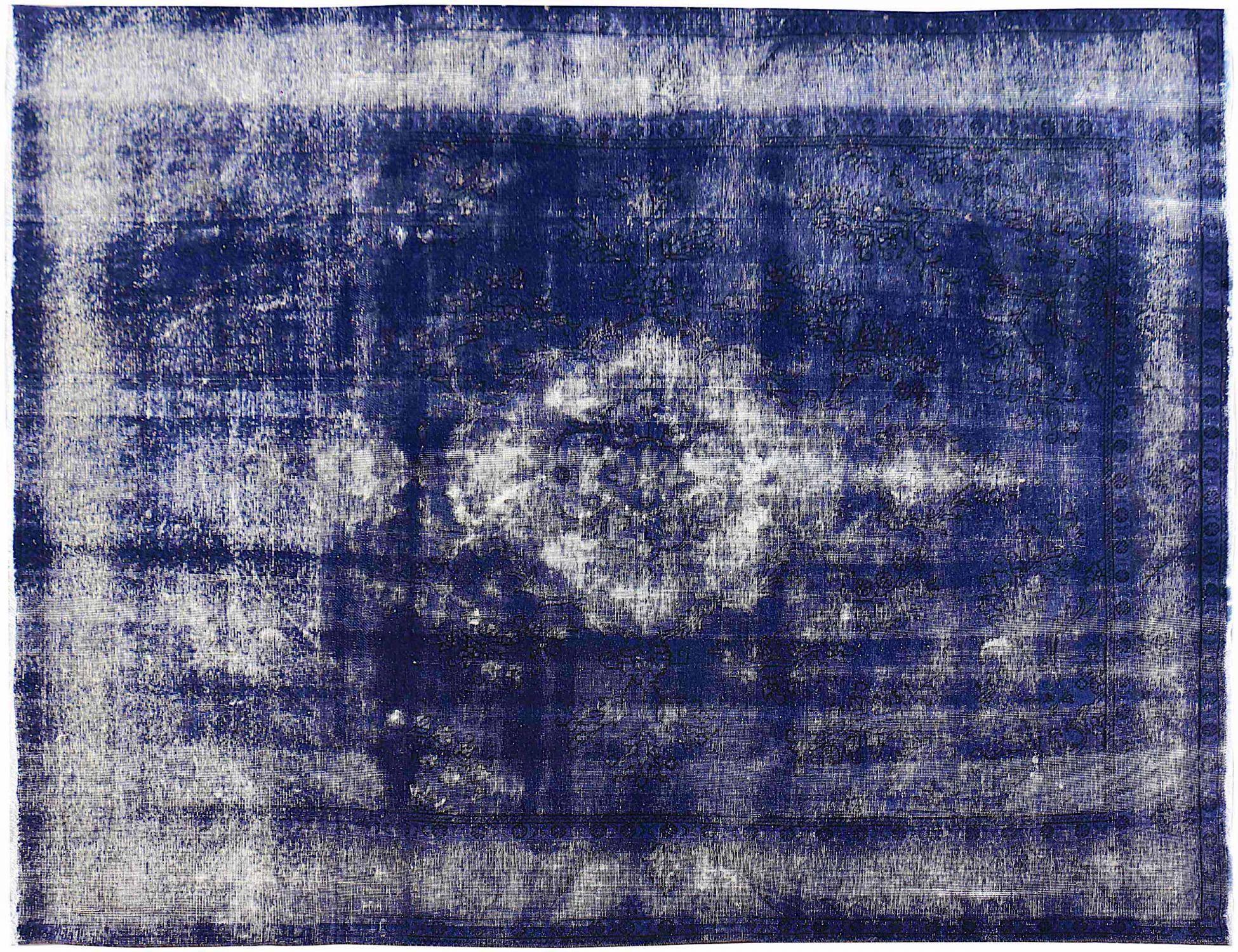 Vintage Perserteppich  blau <br/>334 x 234 cm