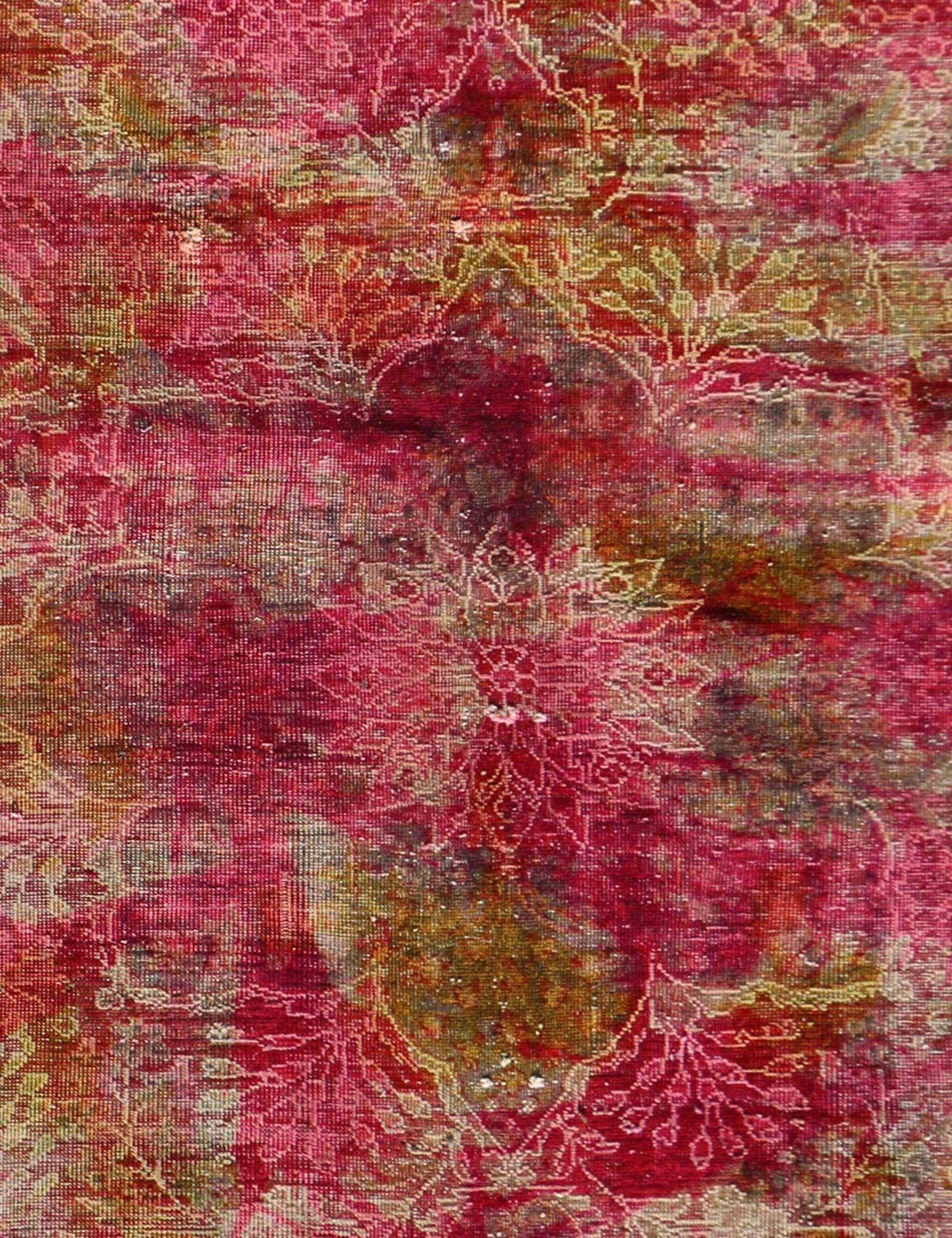 Vintage Perserteppich  mehrfarbig <br/>185 x 160 cm
