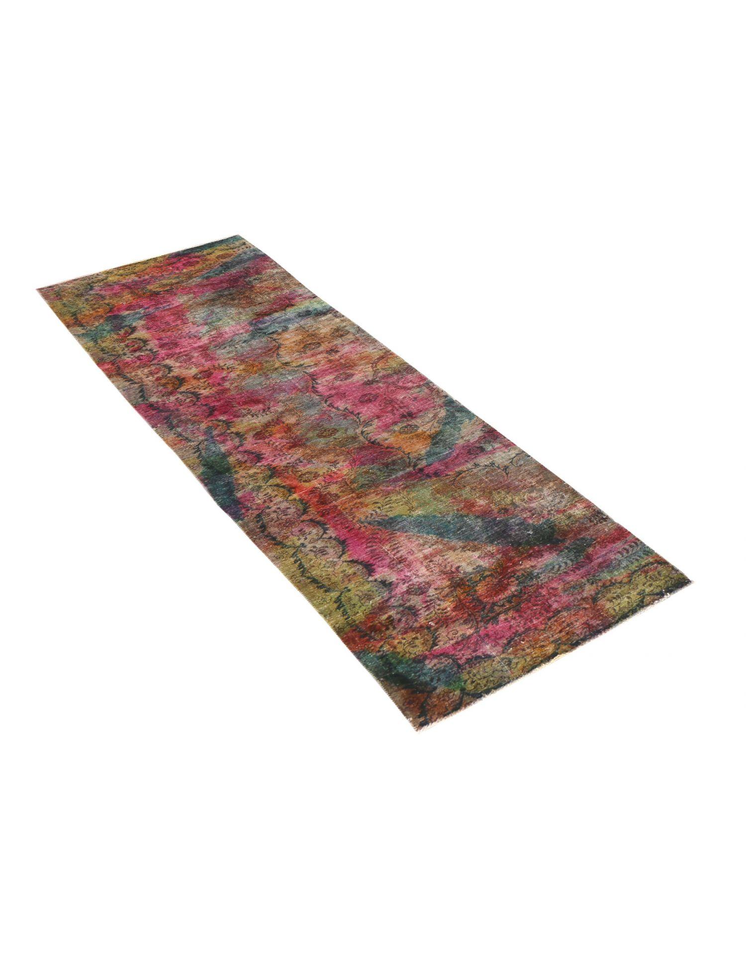 Vintage Teppich  mehrfarbig <br/>370 x 90 cm