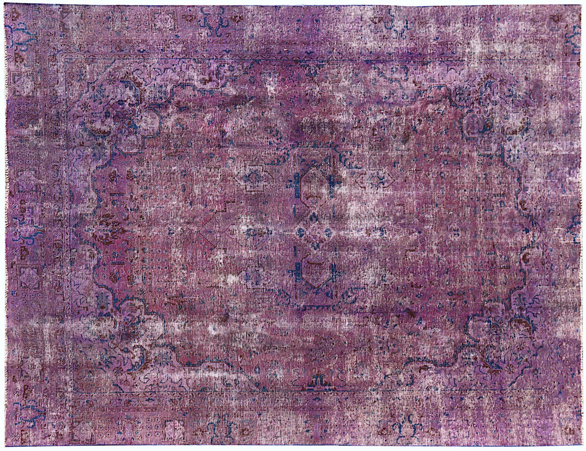 Tappeto Vintage  viola <br/>350 x 258 cm