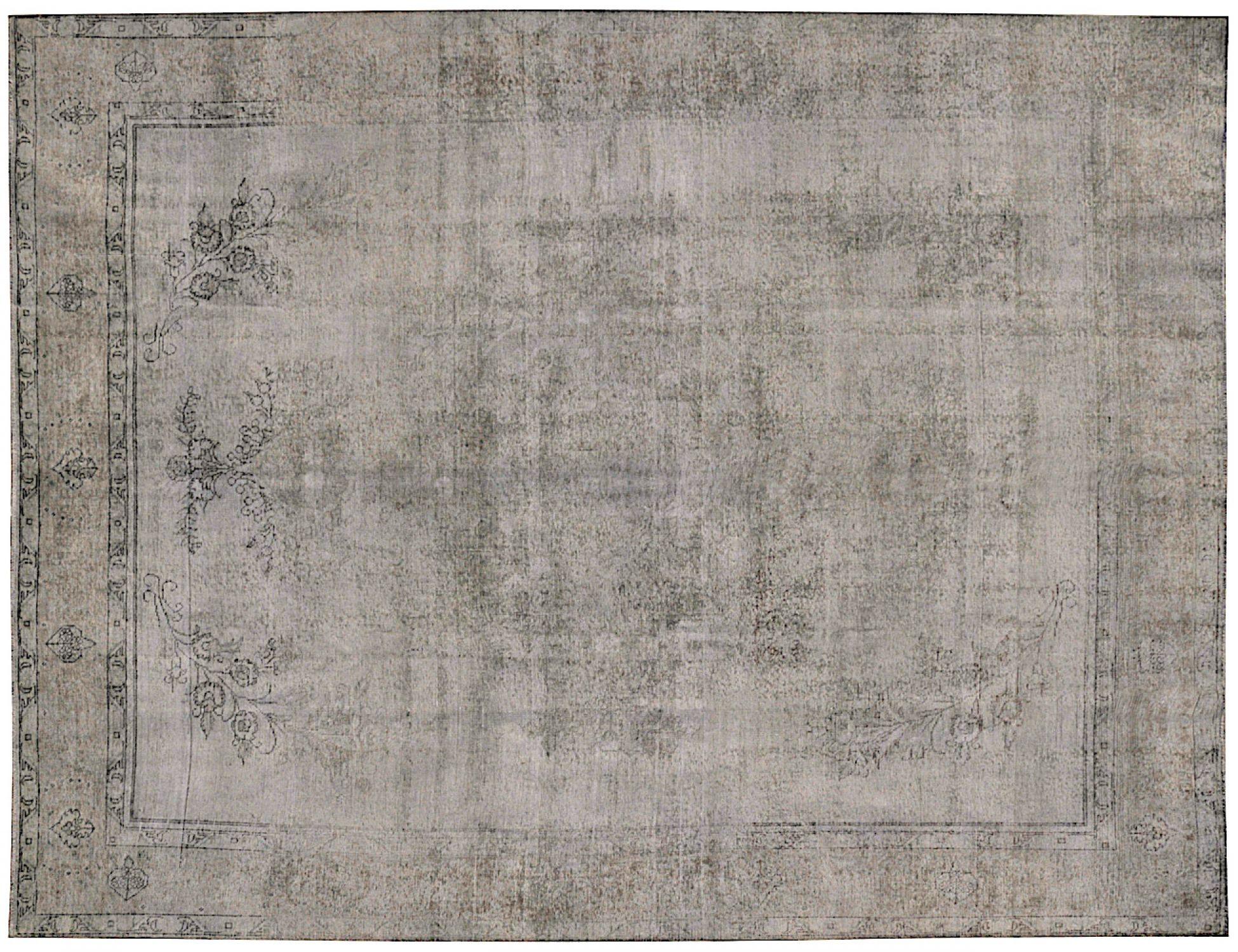 Vintage Tapis  grise <br/>370 x 297 cm