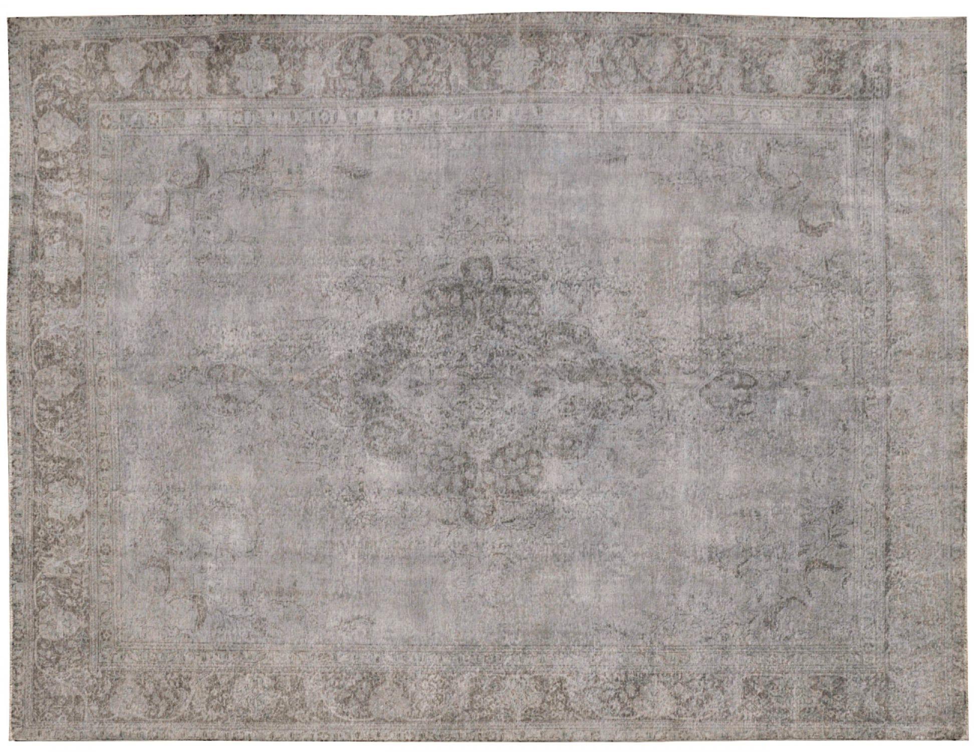 Vintage Teppich  grau <br/>371 x 276 cm