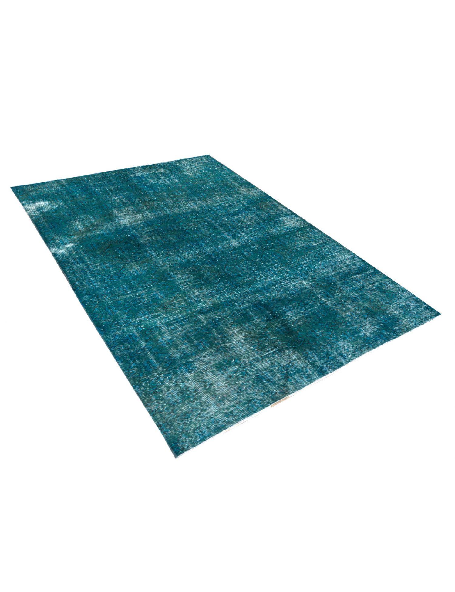 Vintage Teppich  grün <br/>280 x 153 cm