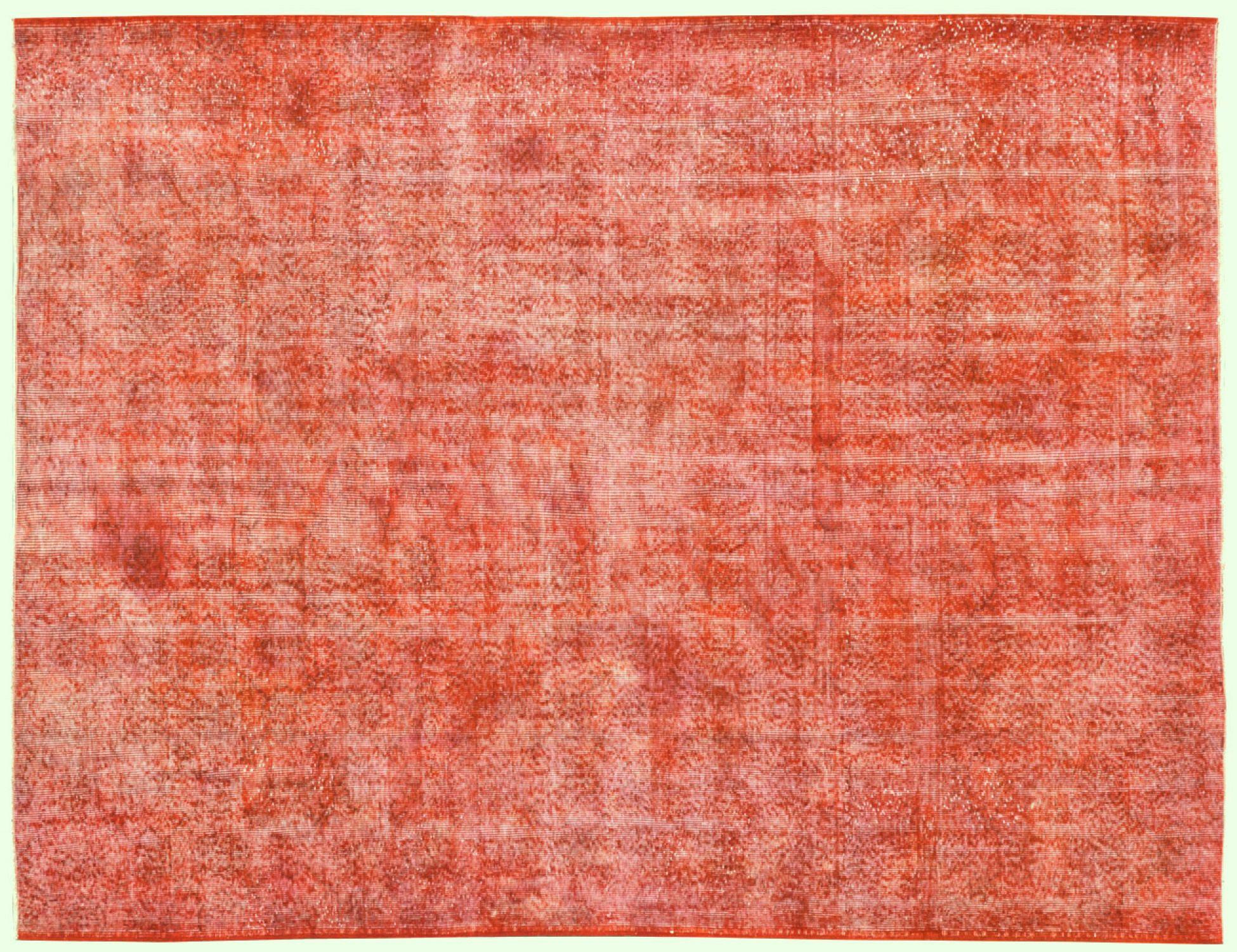 Tappeto Vintage  arancio <br/>290 x 200 cm