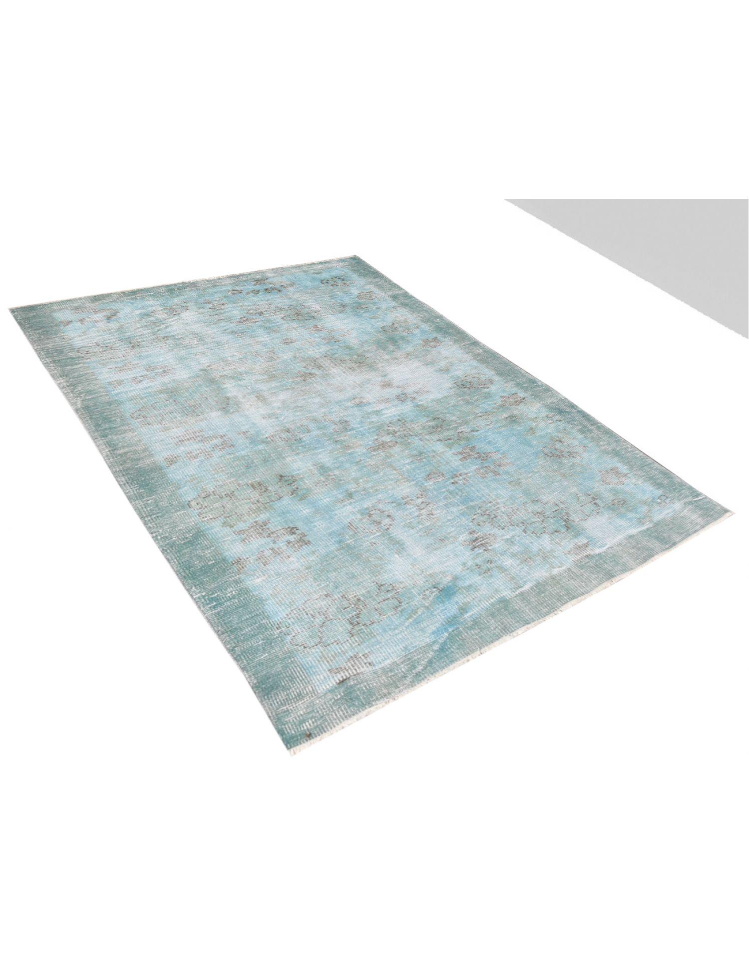 Vintage Carpet  blue <br/>209 x 127 cm