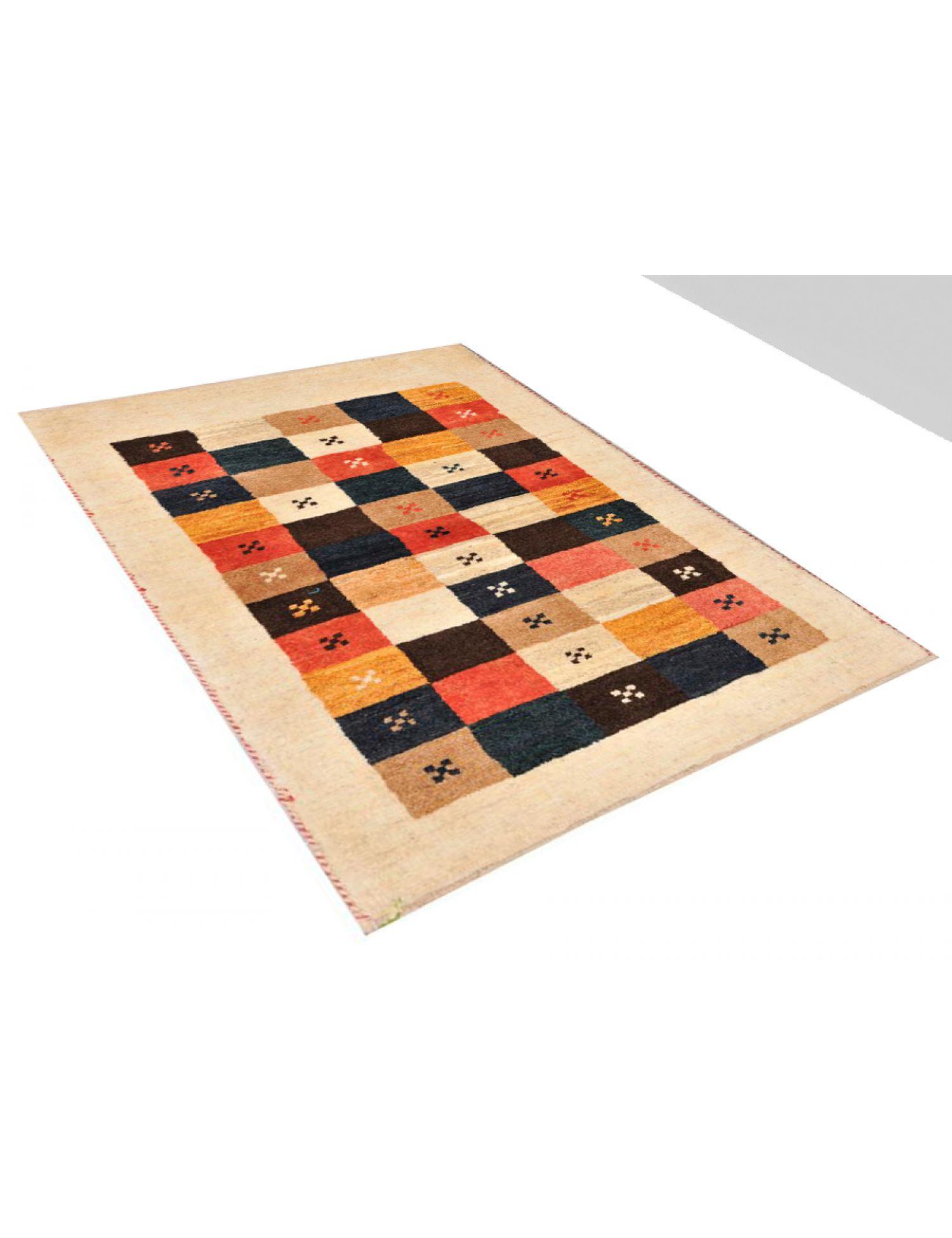 Moderne Teppiche  beige <br/>112 x 76 cm