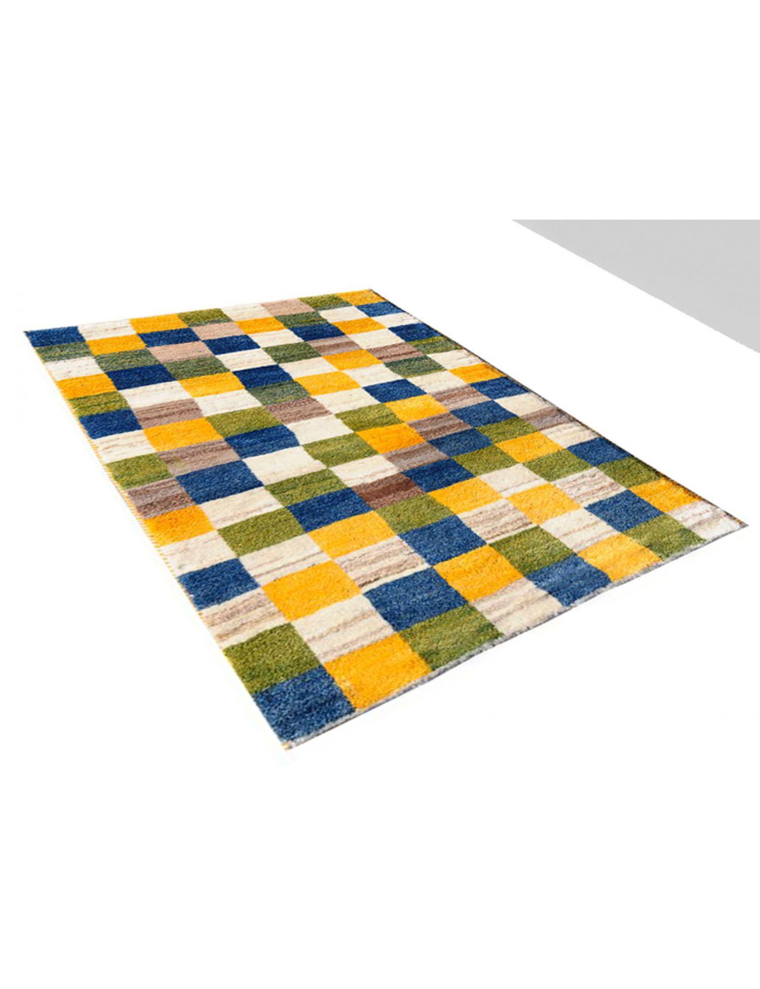 Moderne tæpper  blå <br/>127 x 80 cm