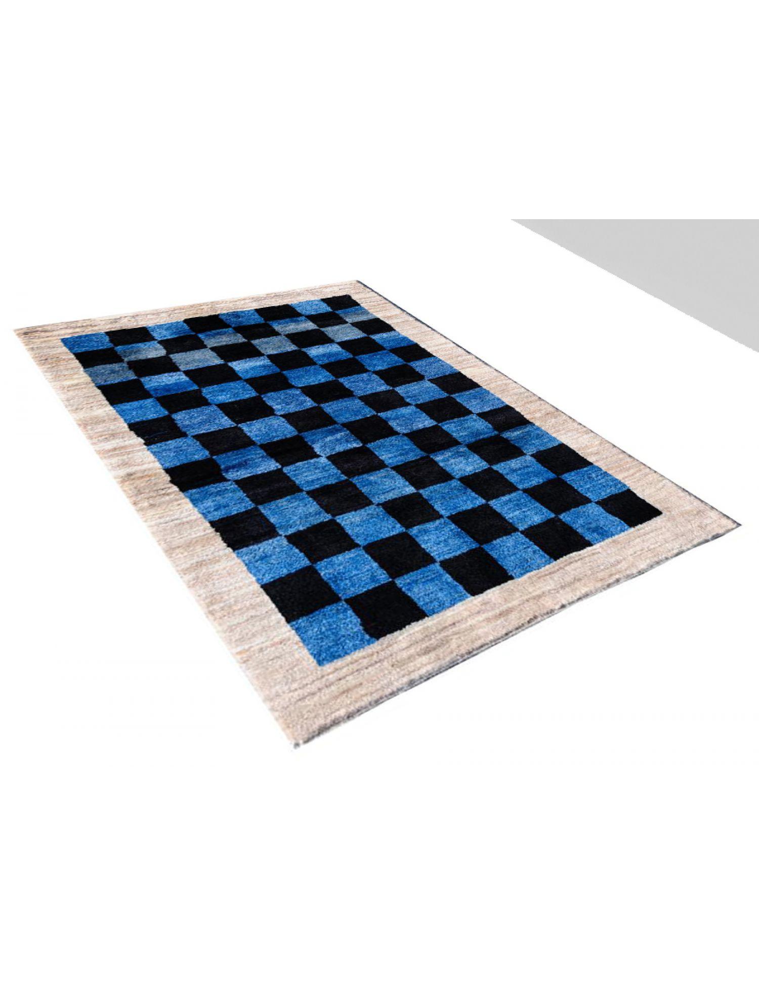 Moderne Teppiche  blau <br/>145 x 108 cm