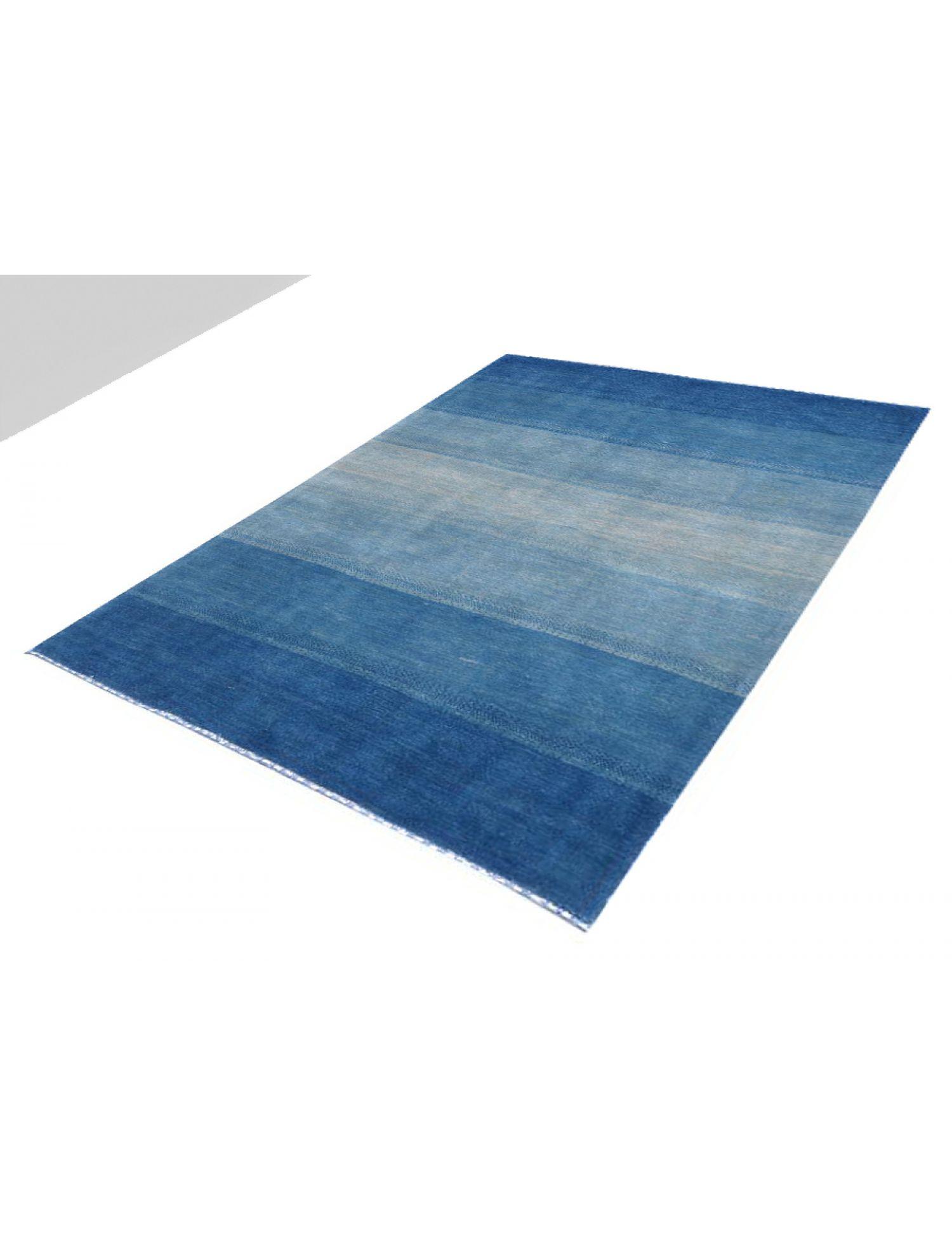 Moderne Teppiche  blau <br/>201 x 165 cm