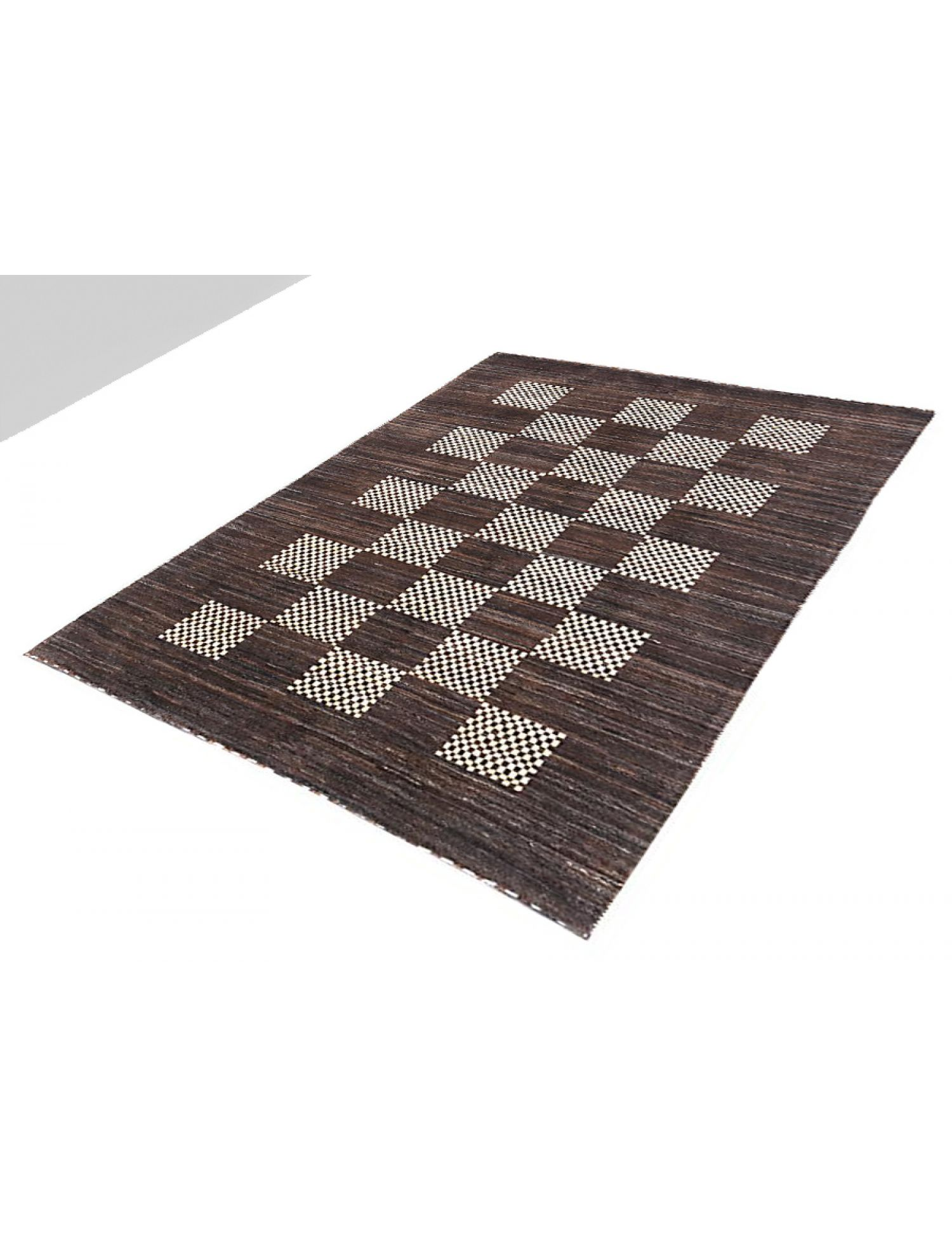 Modern carpets  black <br/>200 x 152 cm