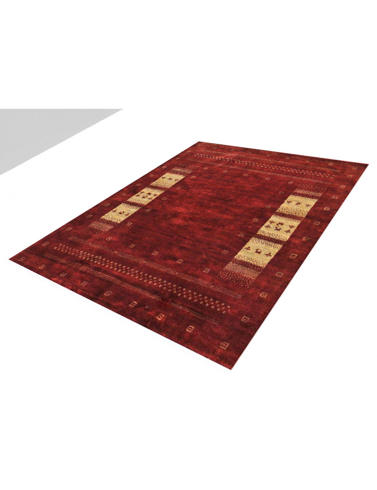 Moderne Teppiche  rot <br/>202 x 156 cm