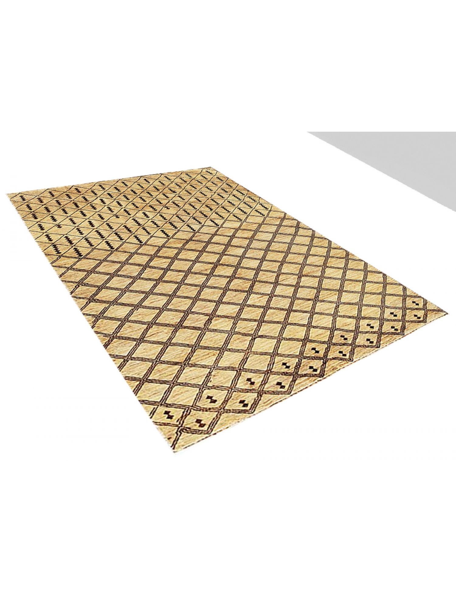 Moderne Teppiche  braun <br/>290 x 220 cm