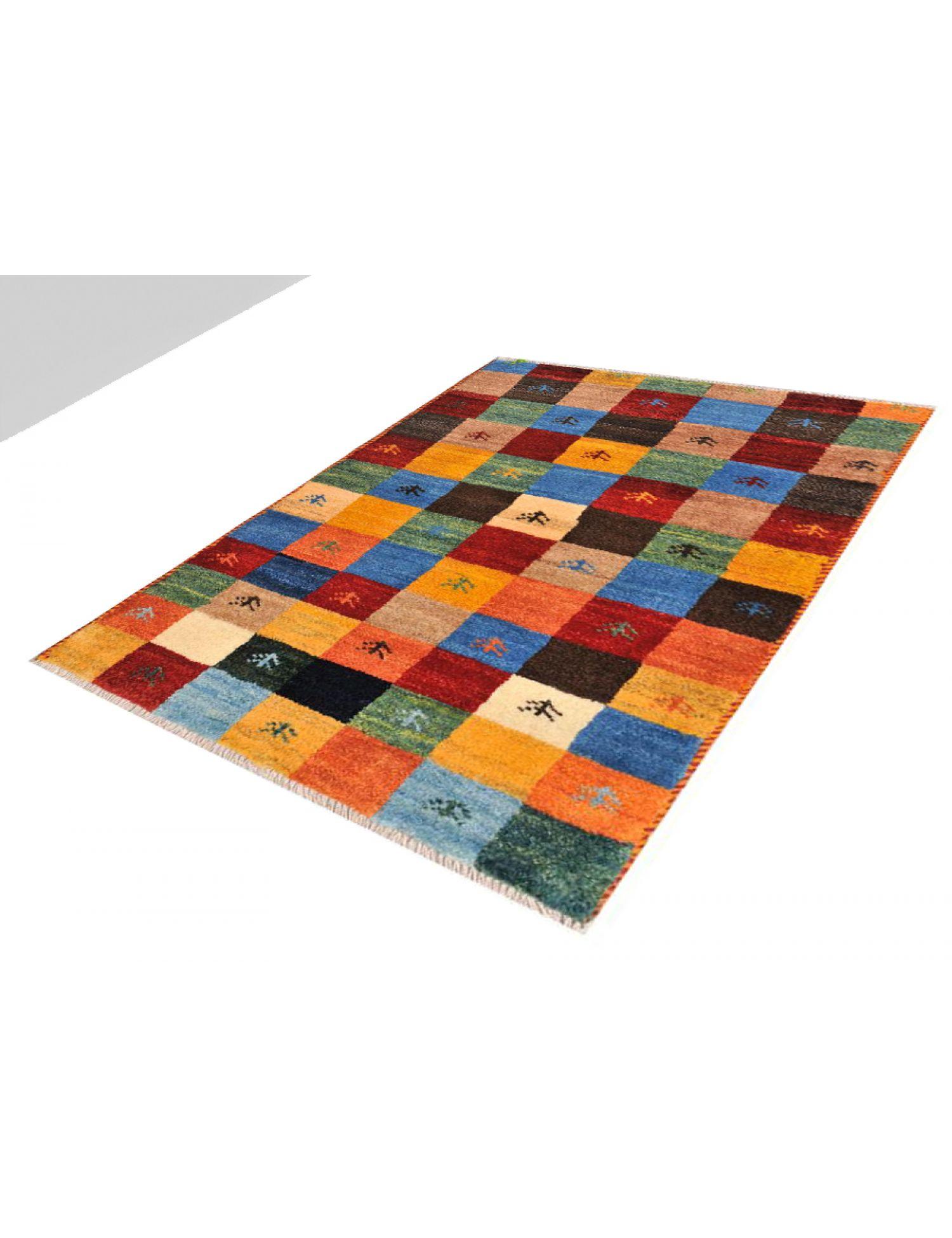 Moderne Teppiche  blau <br/>112 x 76 cm